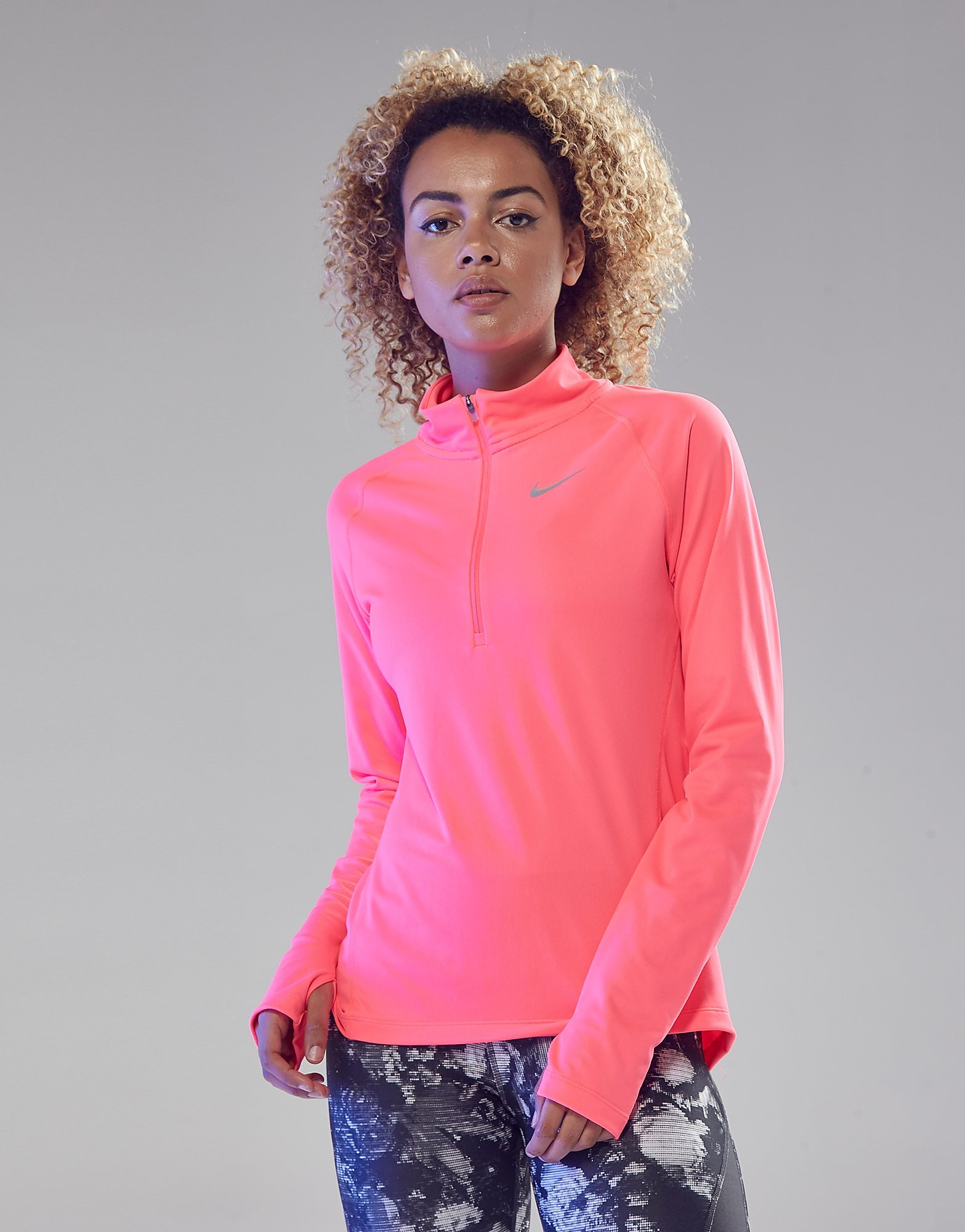Nike Core 1/2 Zip Racer Top