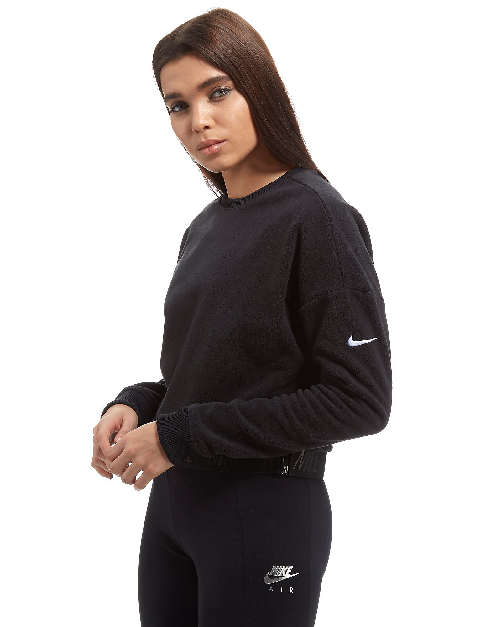 Nike Therma Polar Crew Sweatshirt Dames