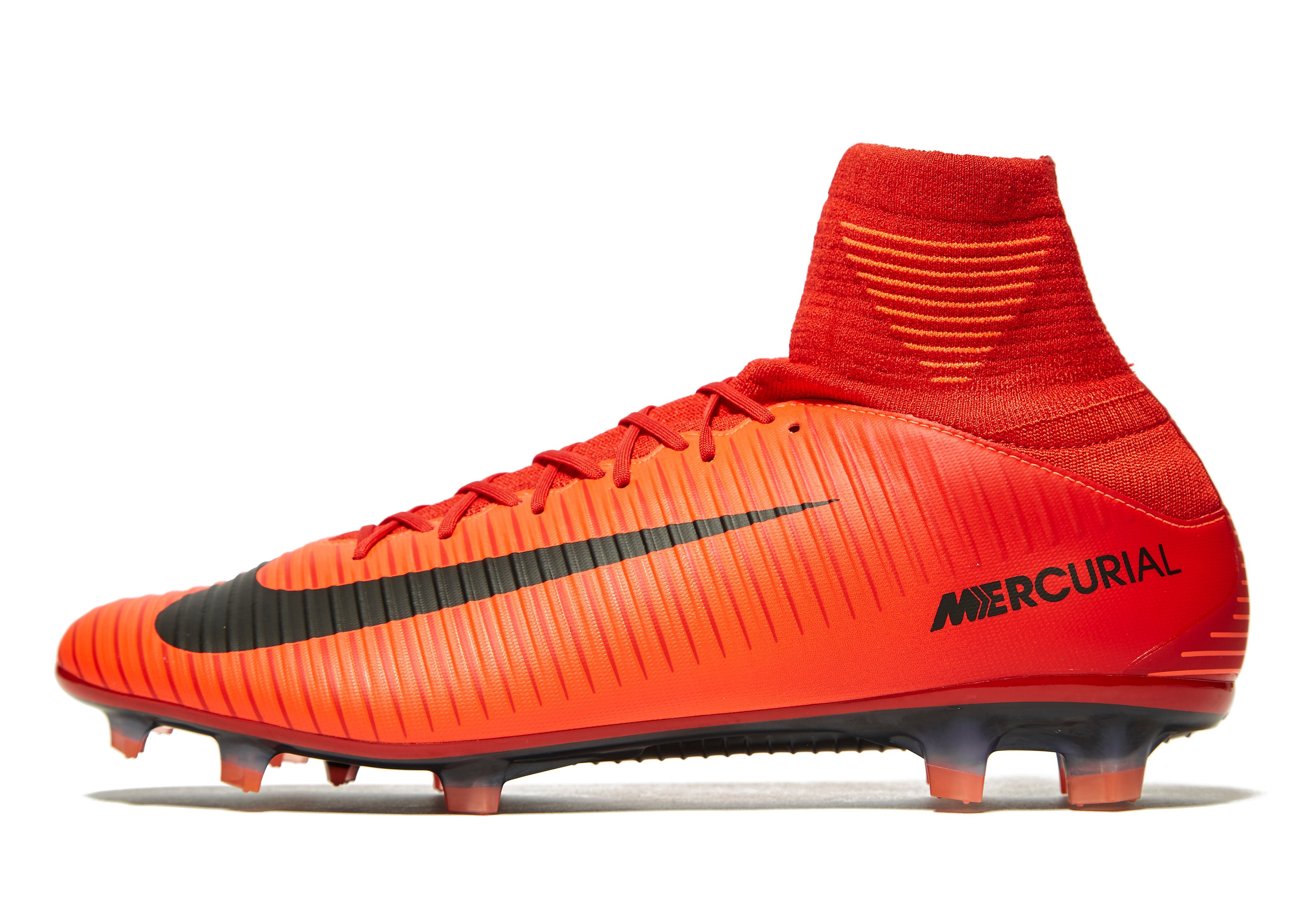 Nike Fire and Ice Mercurial Veloce Dynamic Fit FG