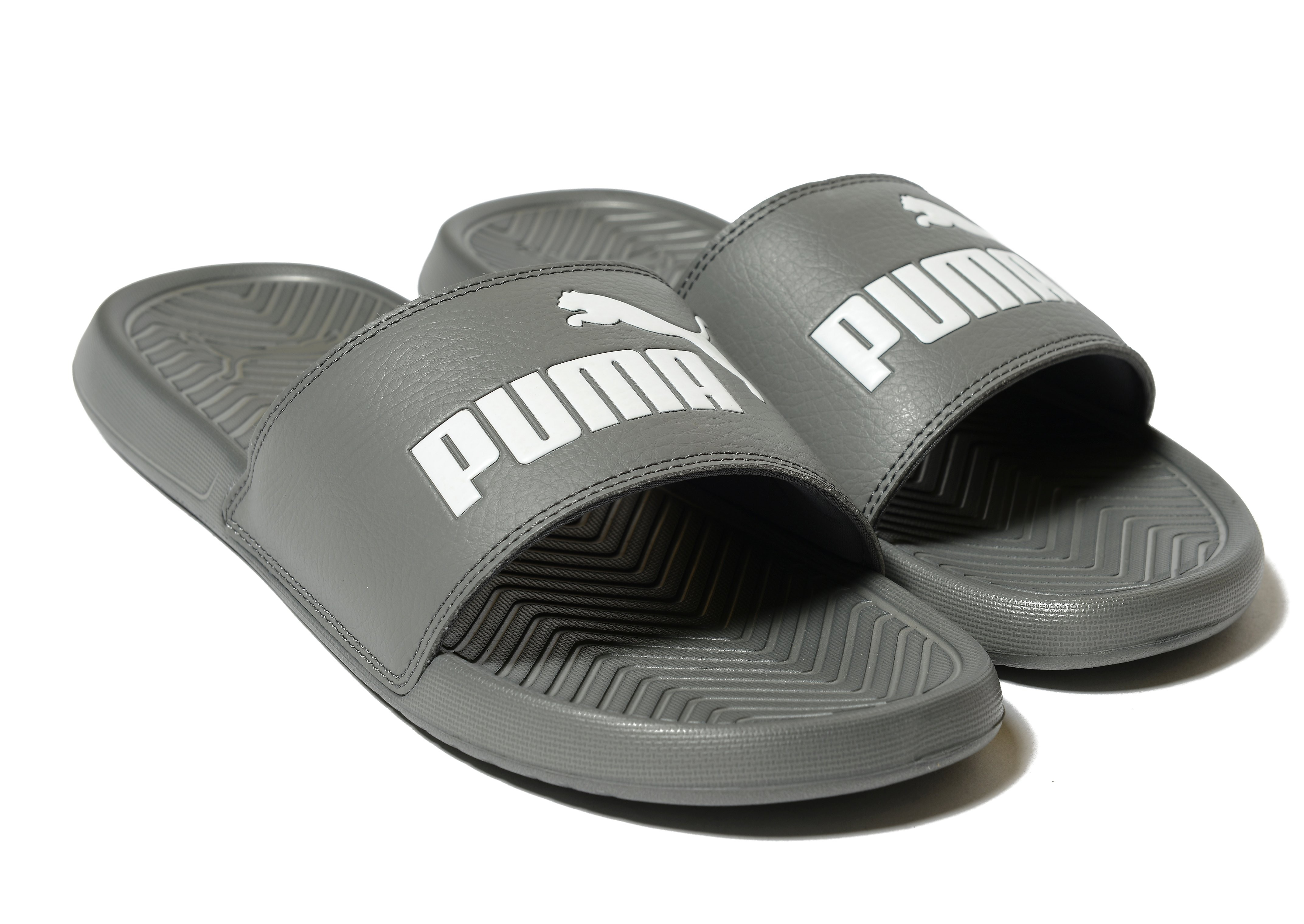 PUMA Sandales Homme Popcat Slide