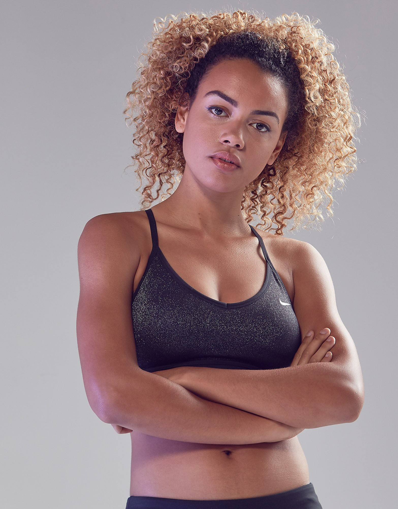 Nike Indy Sparkle Sports Bra