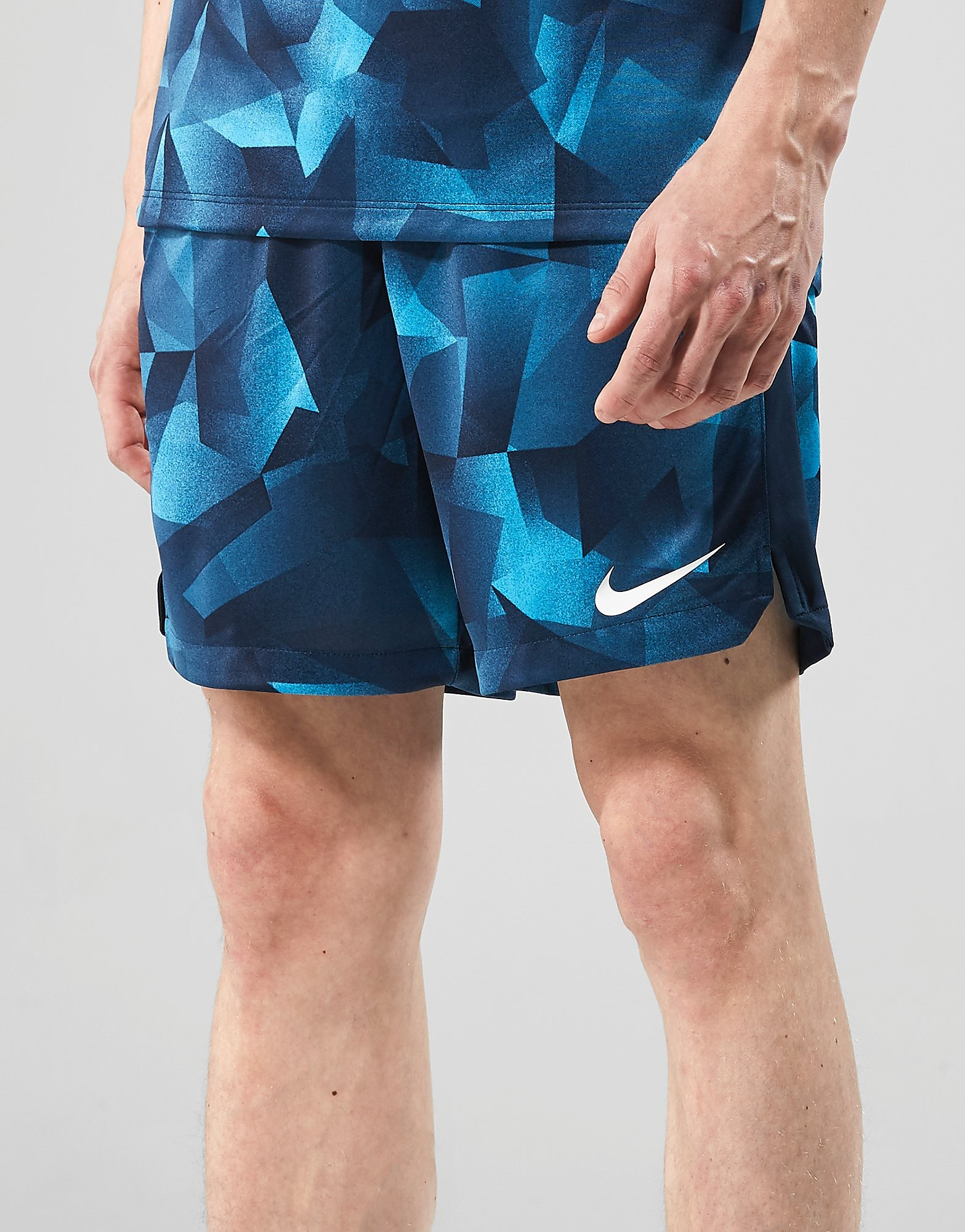 Nike Squad All Over Print Shorts