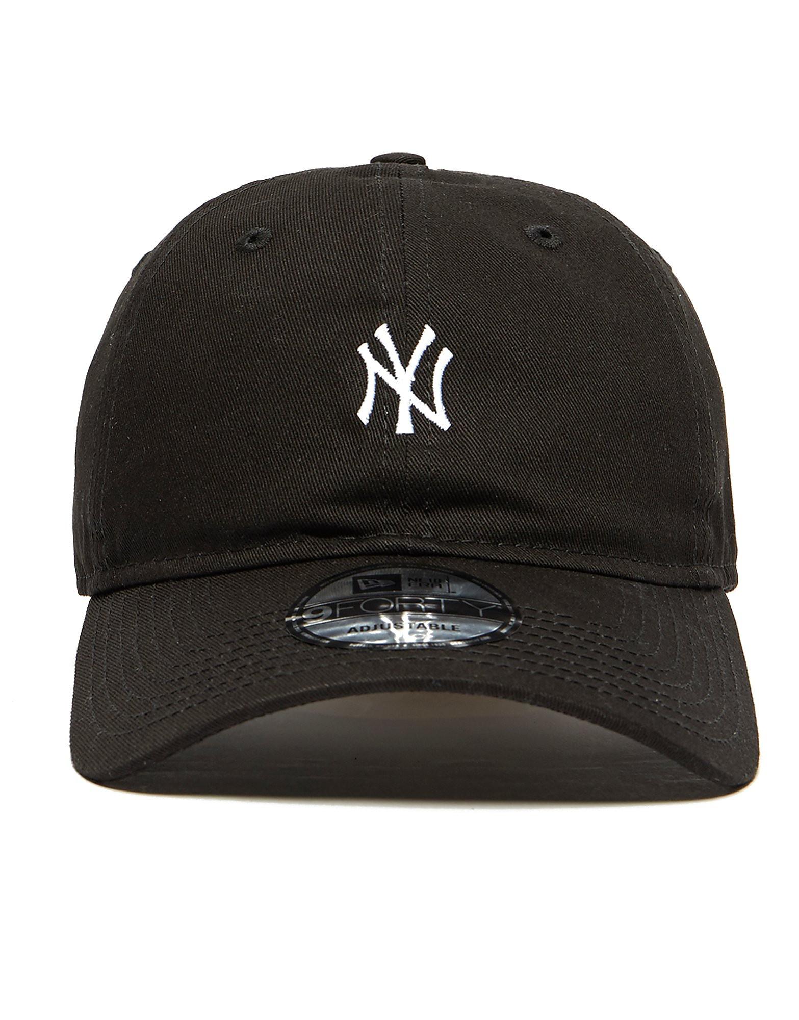 New Era 9Forty New York Yankees Mini Logo Baseball Cap