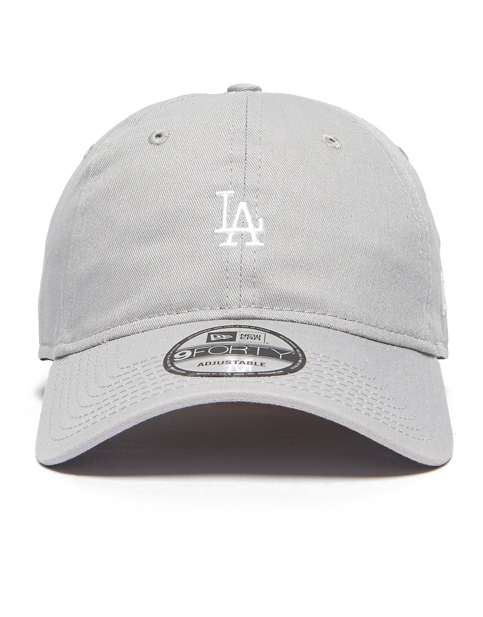 New Era 9Forty LA Dodgers Mini Logo Baseball Cap