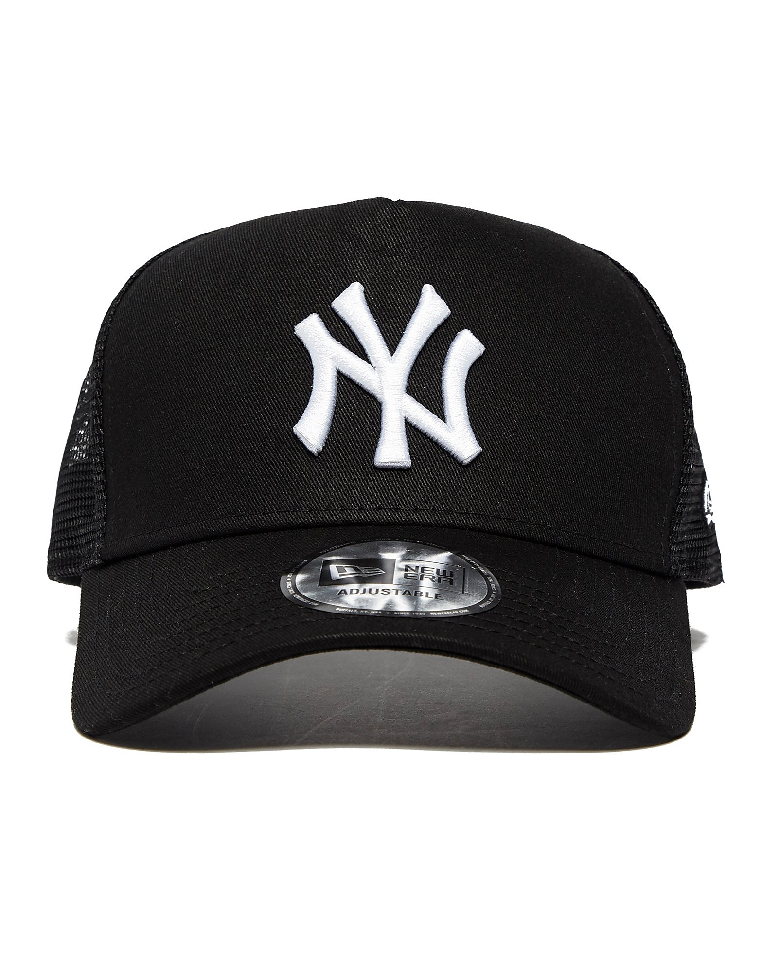 New Era MLB New York Yankees Snapback Trucker Cap