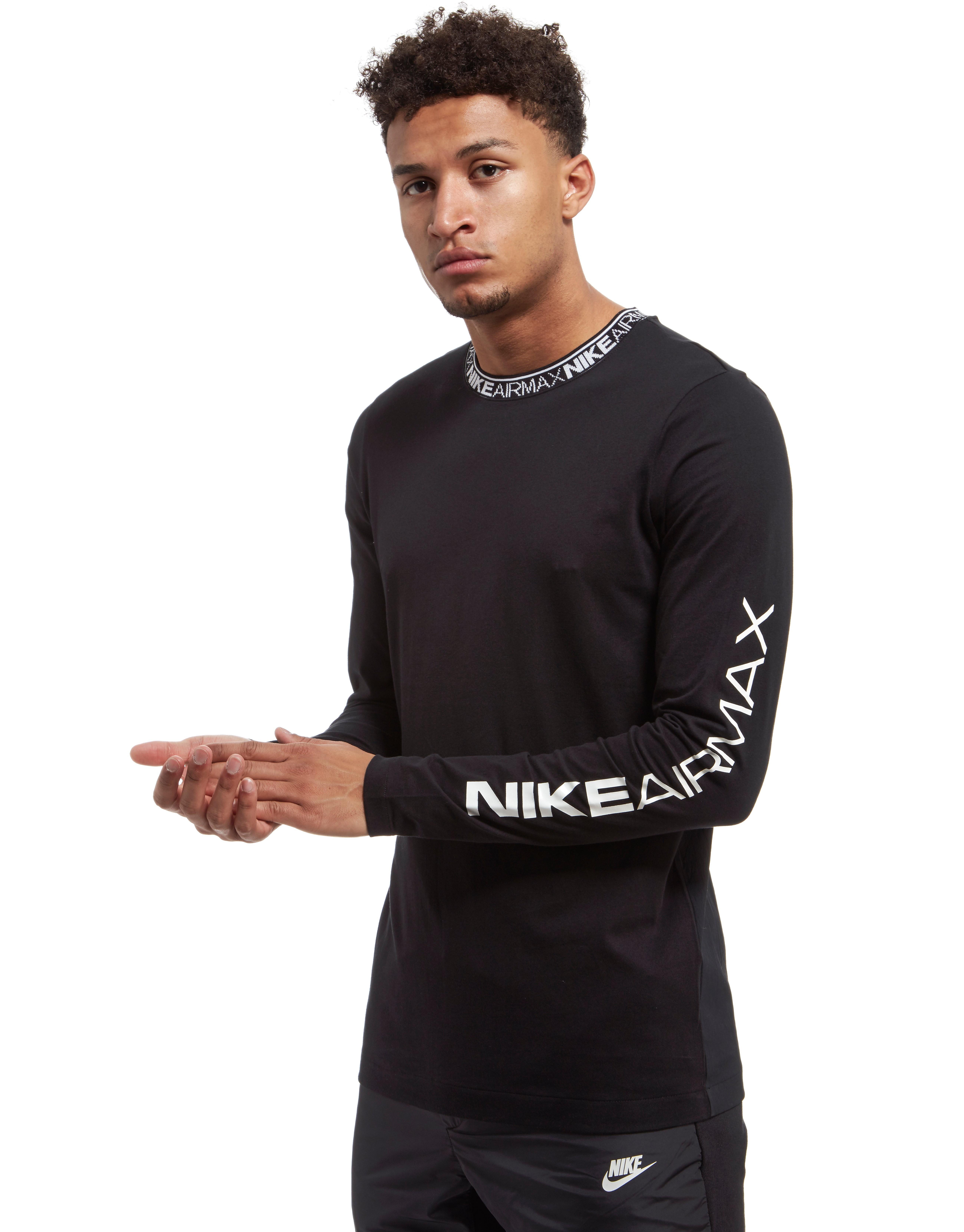 Nike Air Max Jacquard T-Shirt Homme