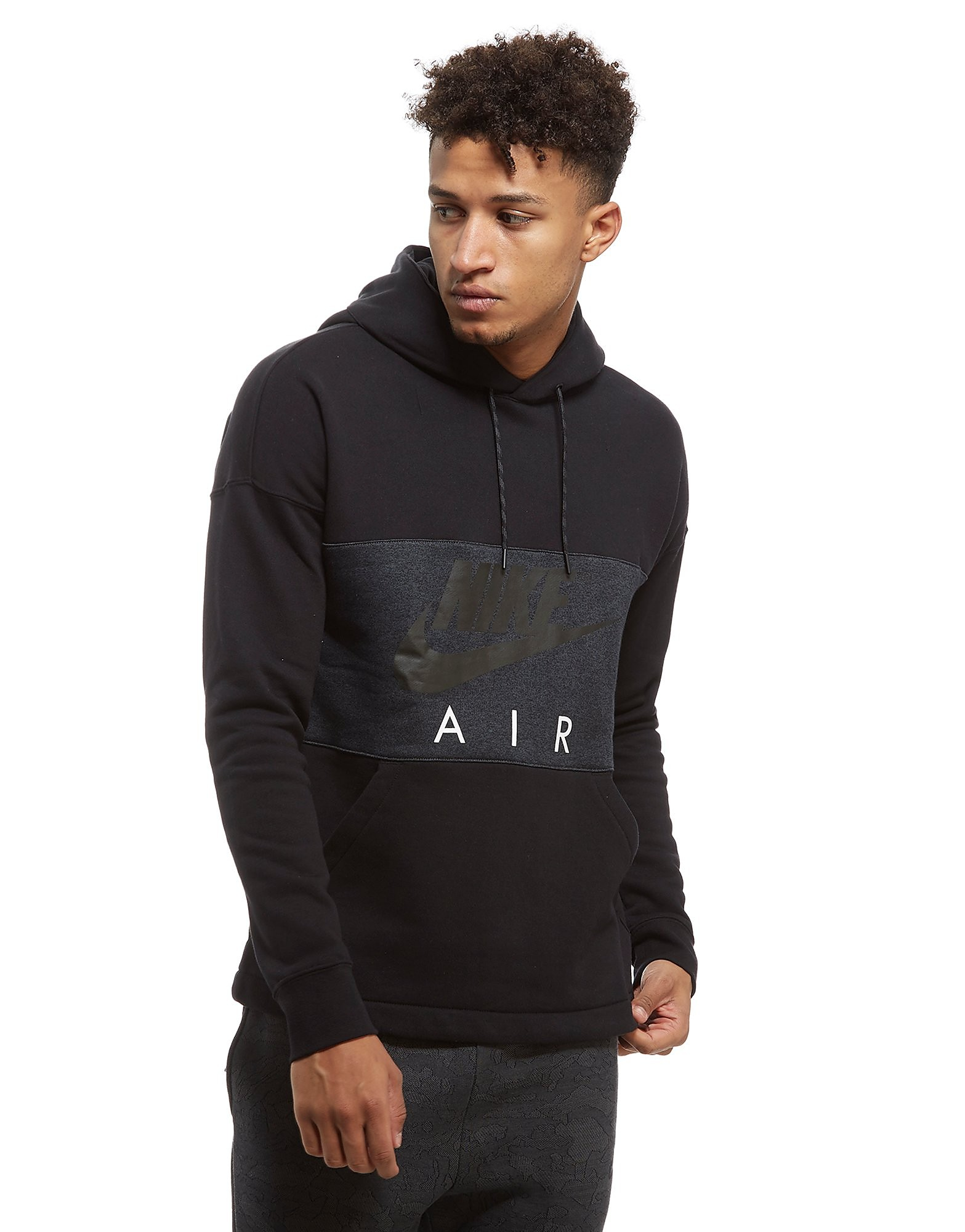 Nike Air Overhead Felpa con Cappuccio