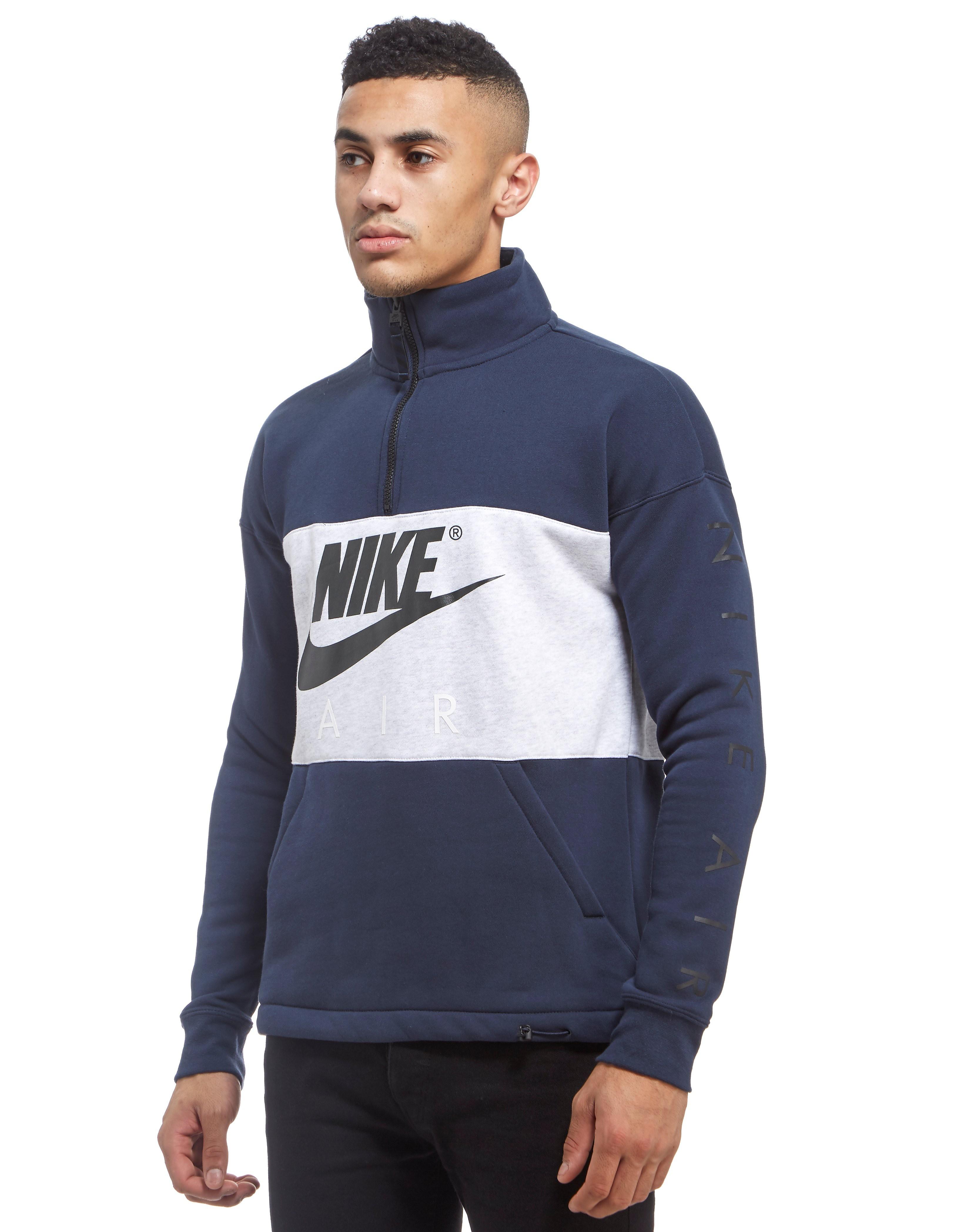 Nike sudadera Air 1/2 Zip Fleece