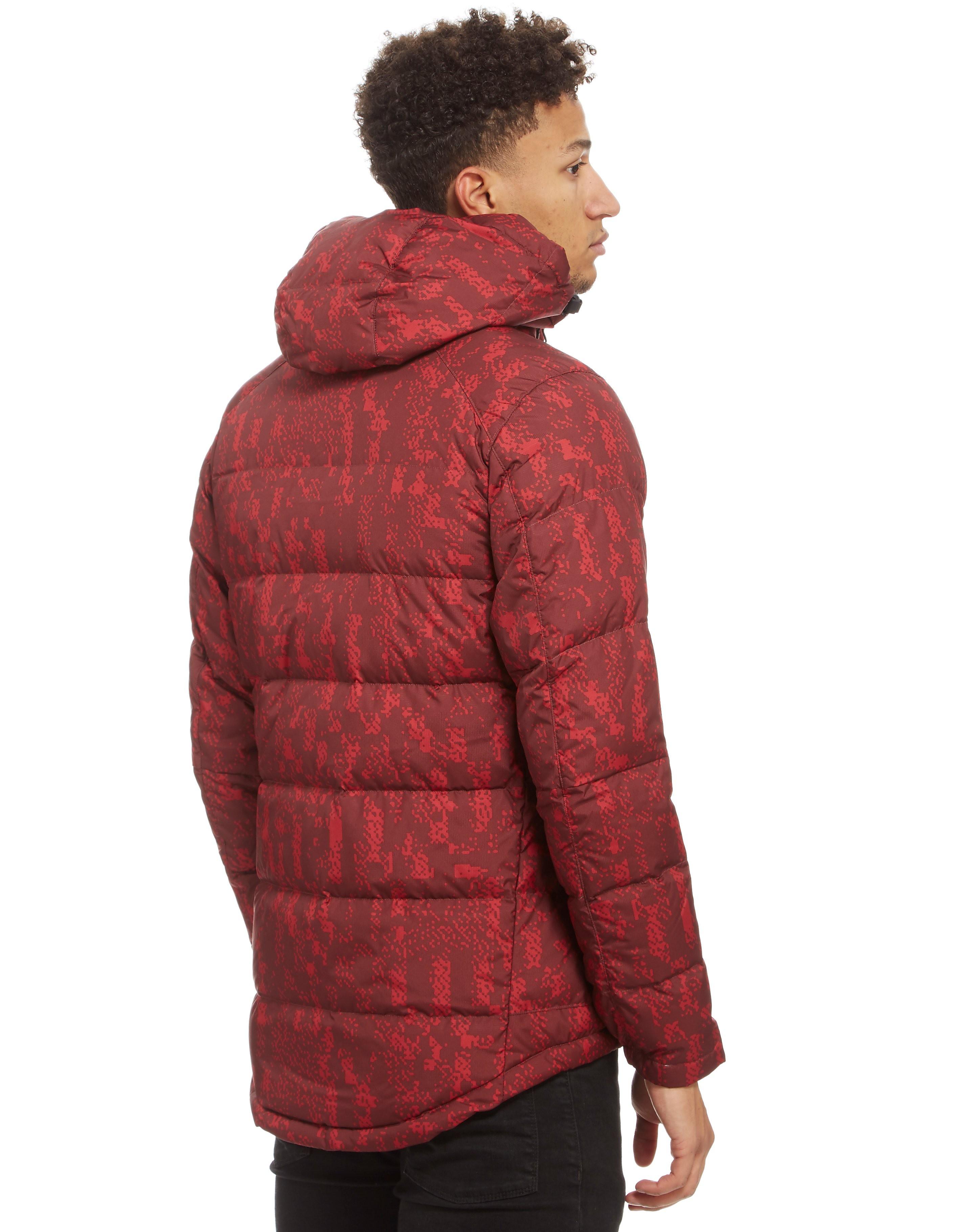 Nike Printed Down Fill Hooded Jacket