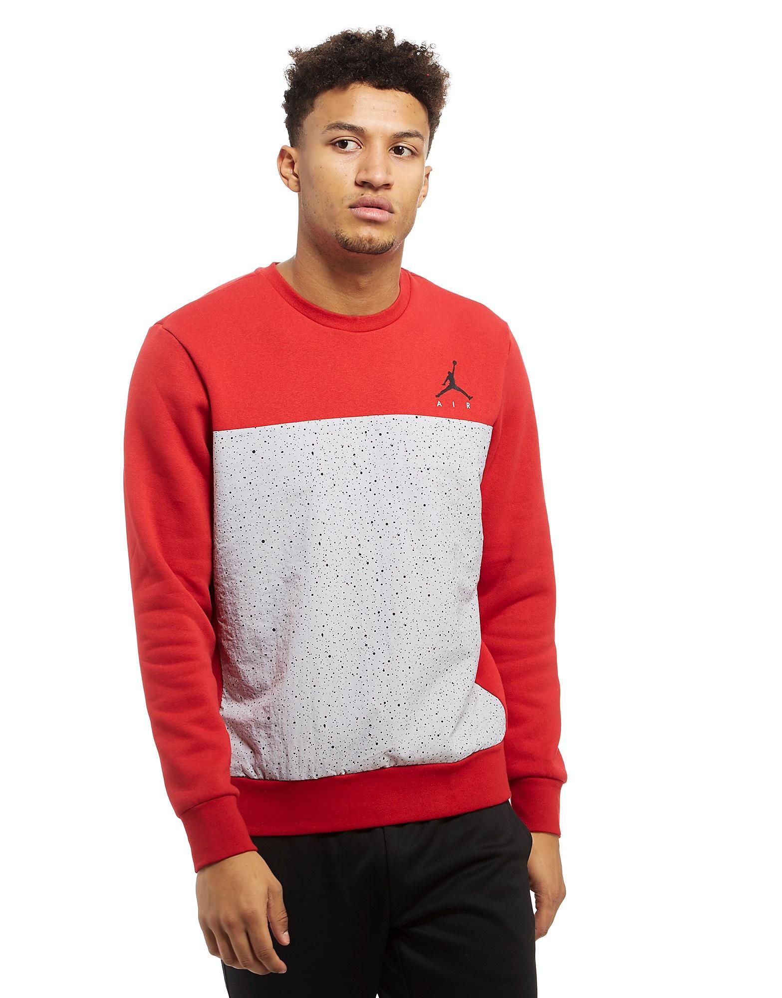 Jordan Cement Crew Sweatshirt