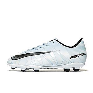 Nike Mercurial Vortex FG CR7 Junior ...