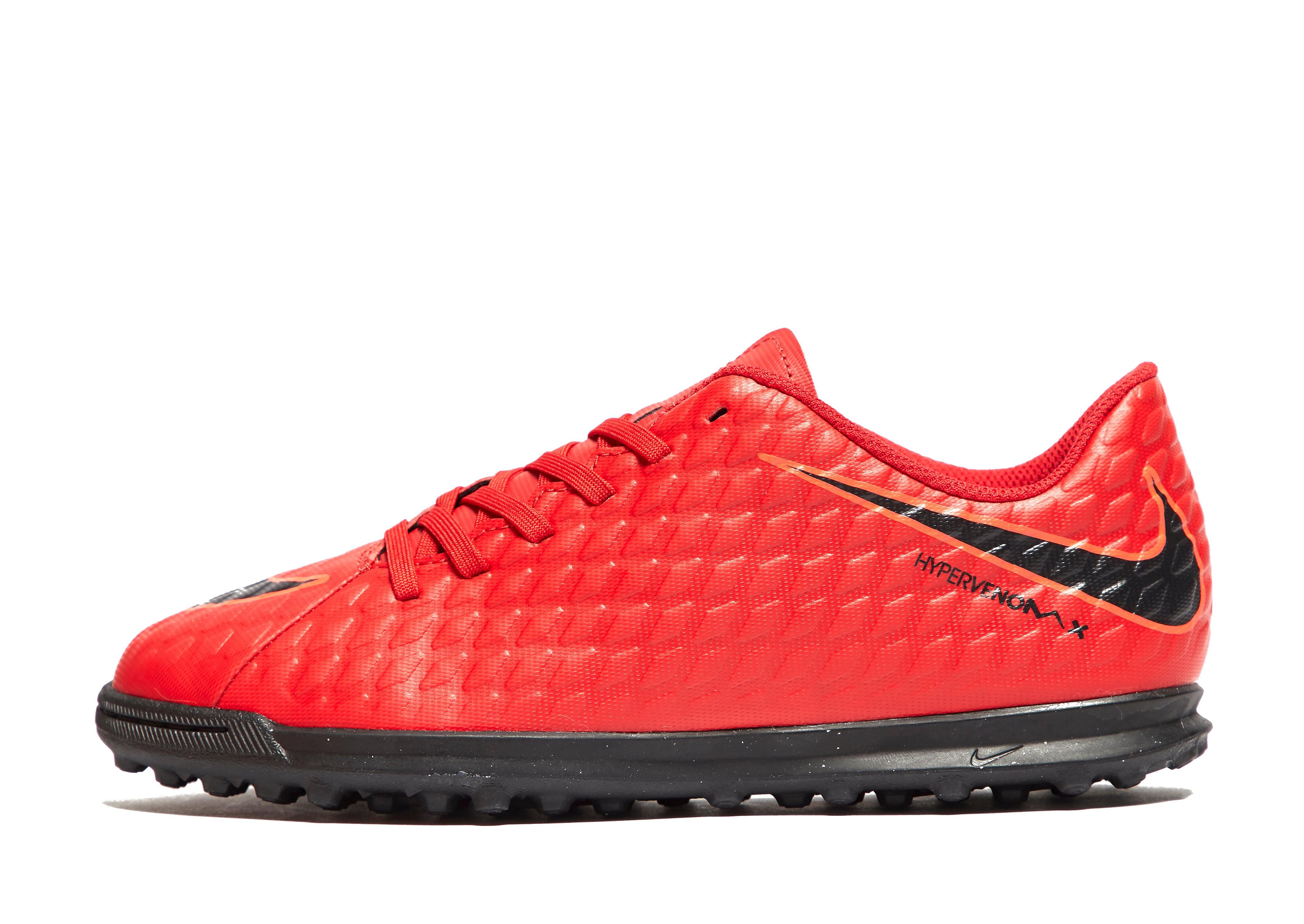 Nike Fire and Ice Hypervenom Phade TF Junior