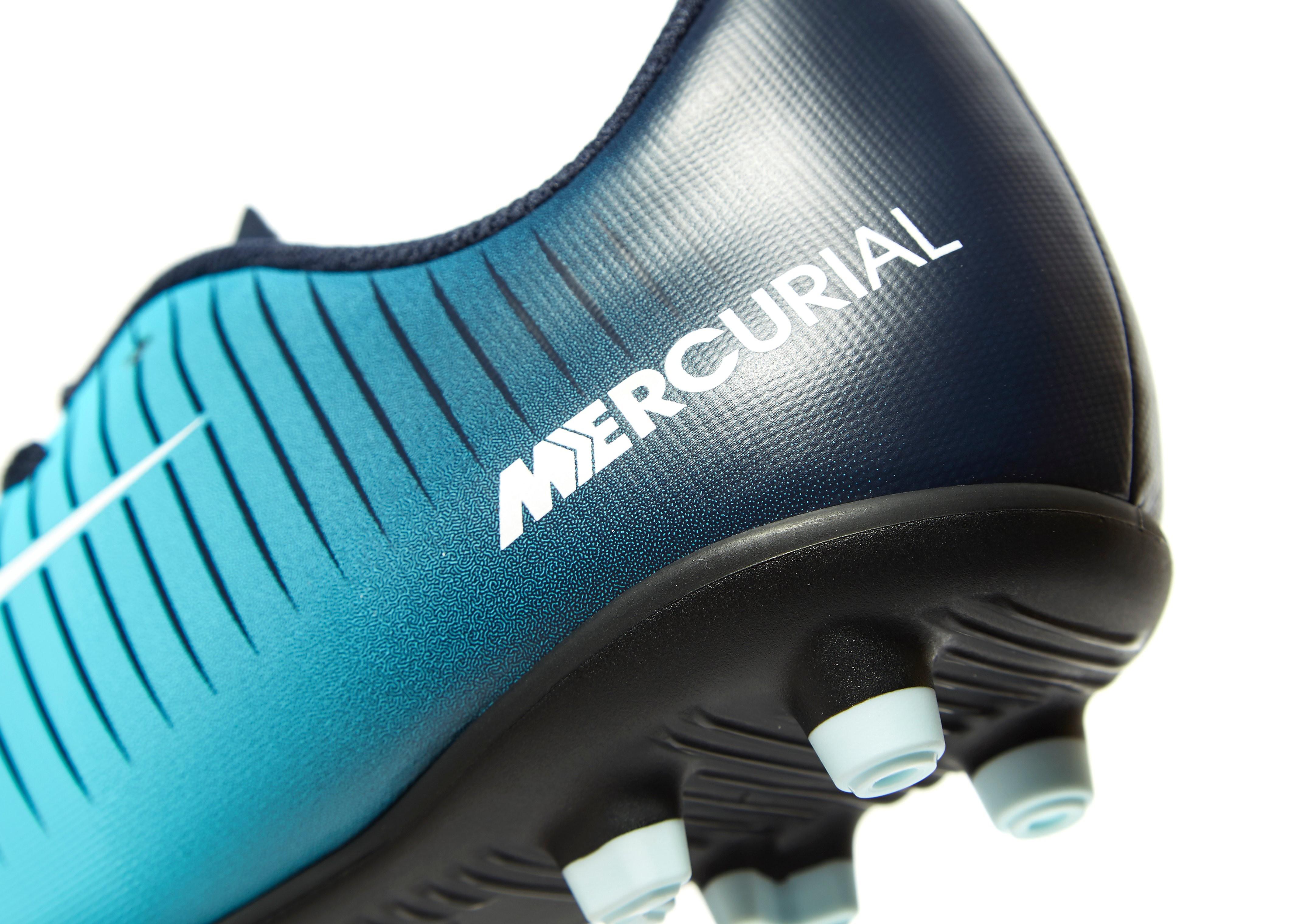 Nike Fire and Ice Mercurial Vortex FG Junior