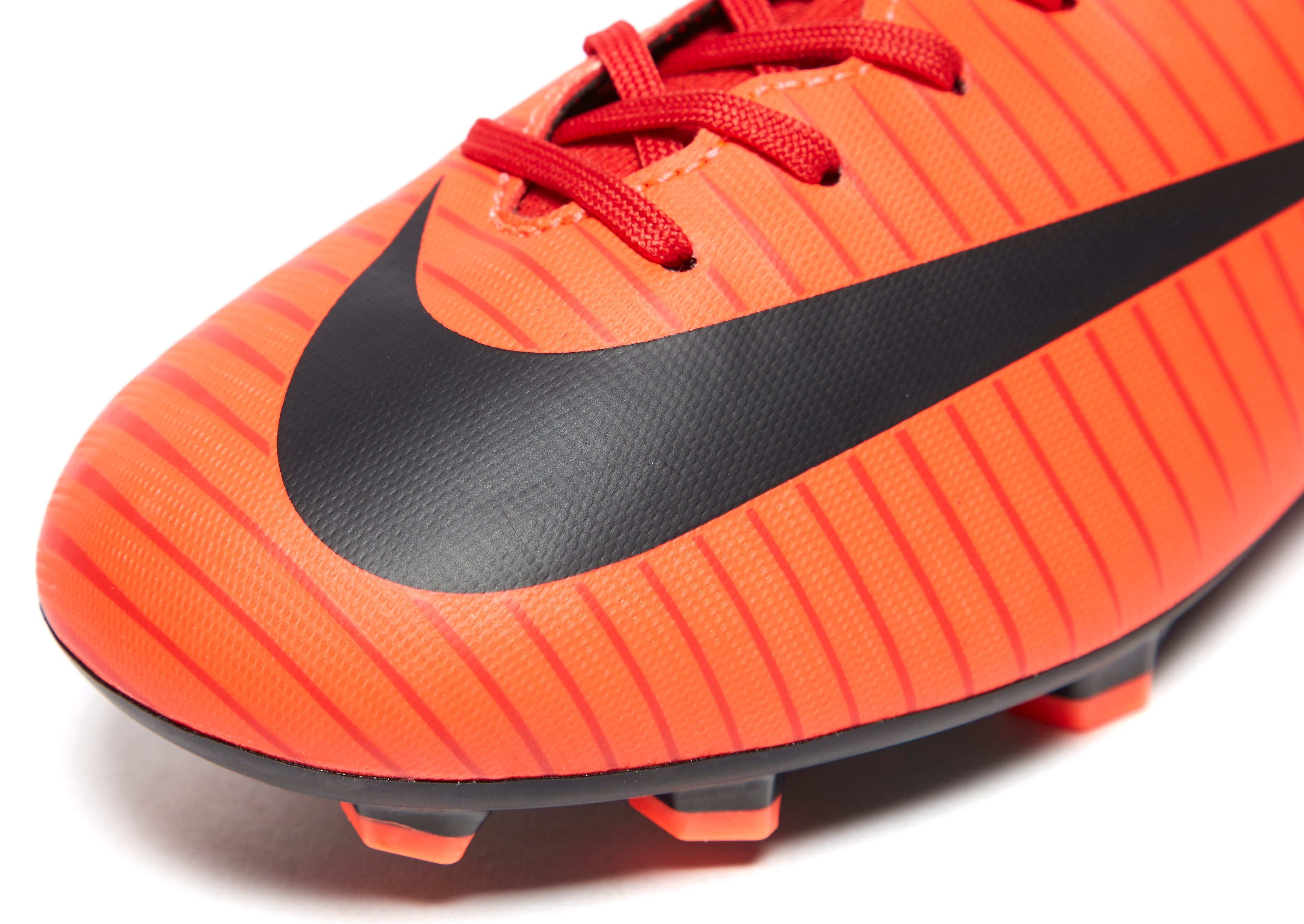 Nike Fire and Ice Mercurial Victory Dynamic FG Junior