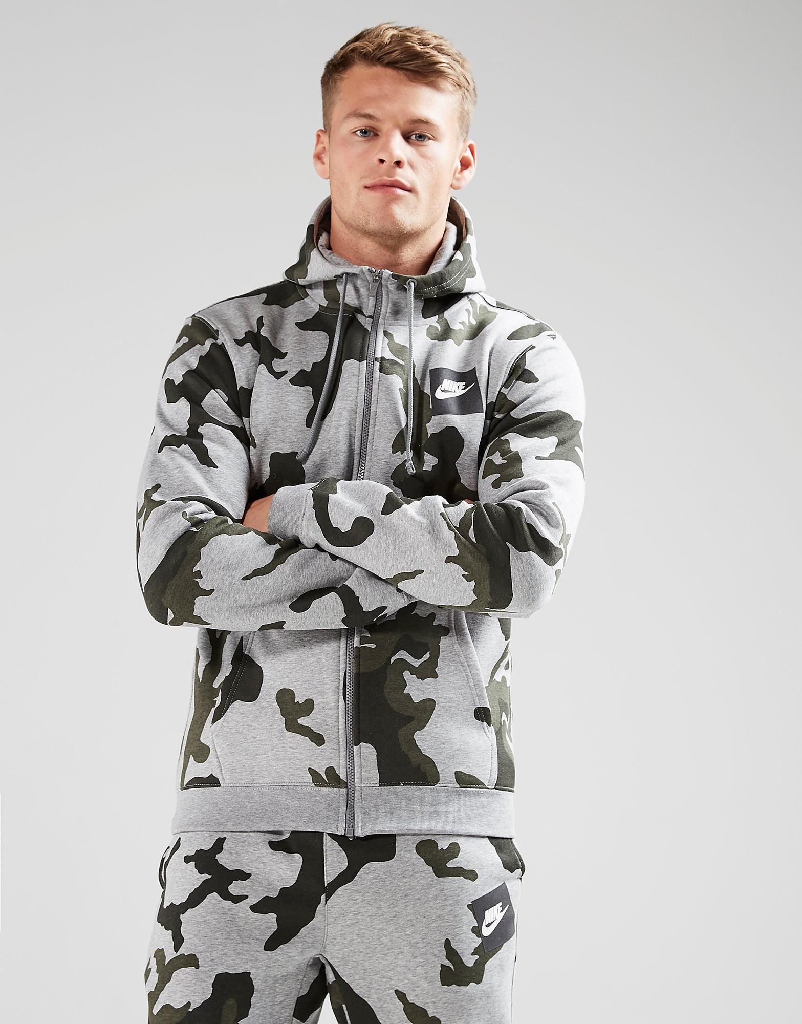 Nike sudadera Camo Full Zip
