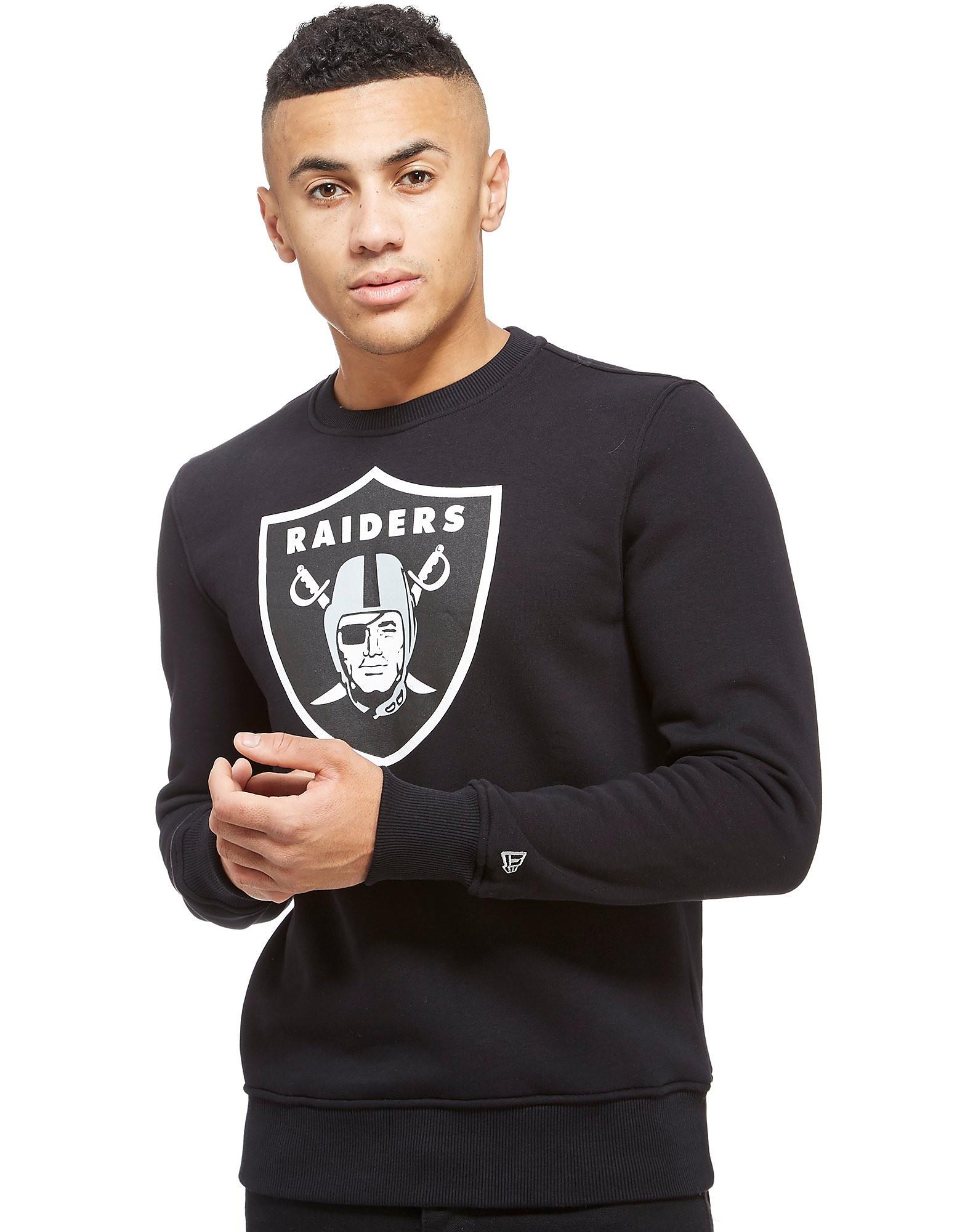 New Era NFL Oakland Raiders Crew Sweatshirt