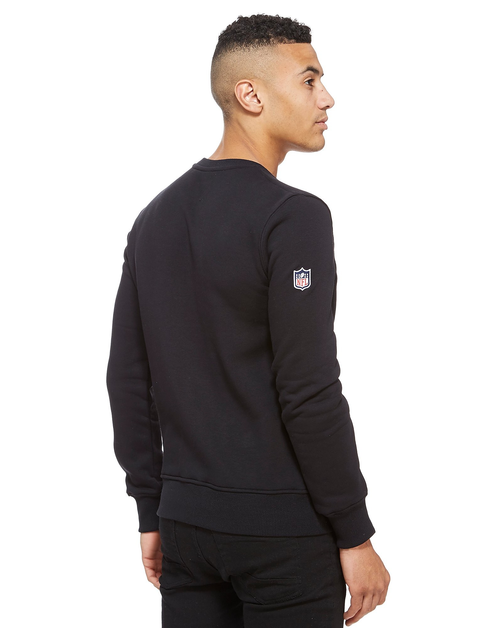New Era NFL Oakland Raiders Crew Sweatshirt
