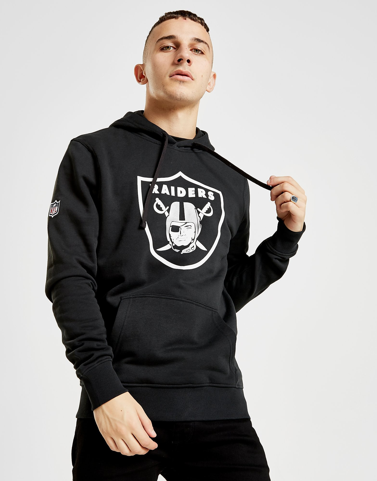 New Era NFL Oakland Raiders Overhead Hoody