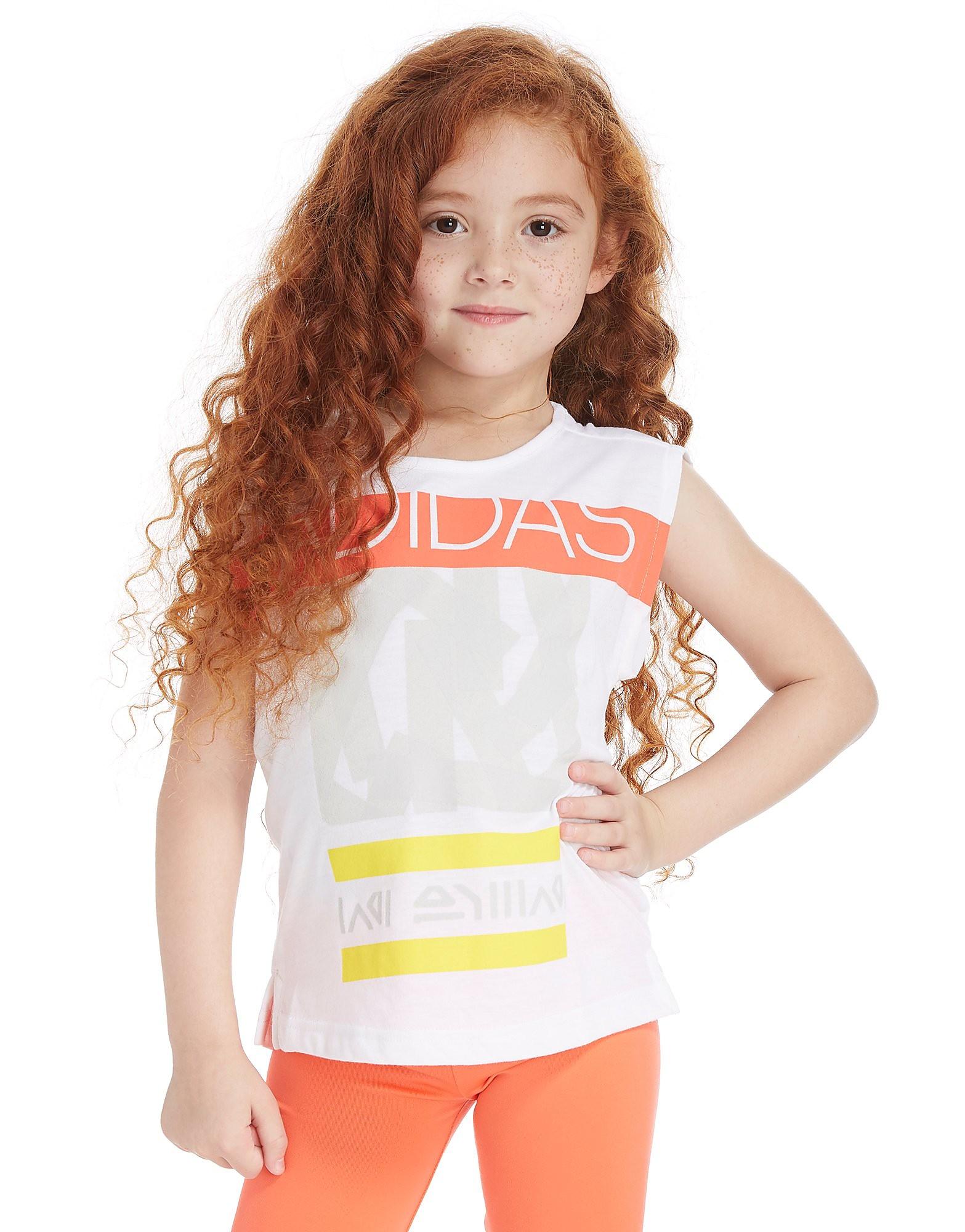 adidas Print Canotta Bambina
