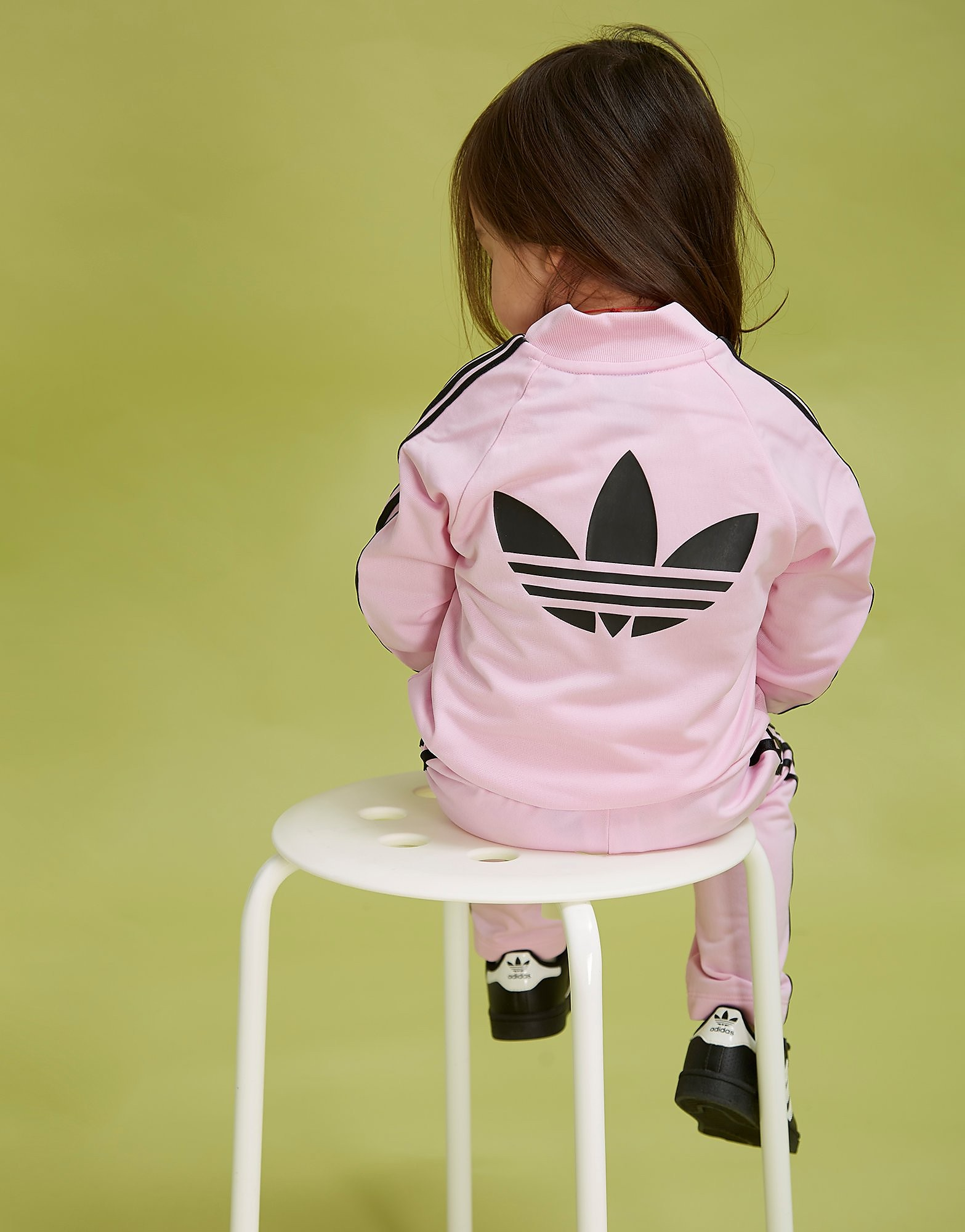 adidas Originals Grils' Superstar Tracksuit Infant