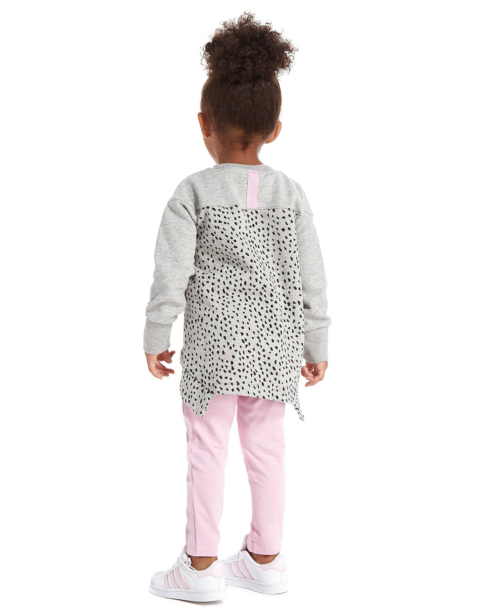 adidas Originals Girls' NMD Crew/Leggings Set Infant