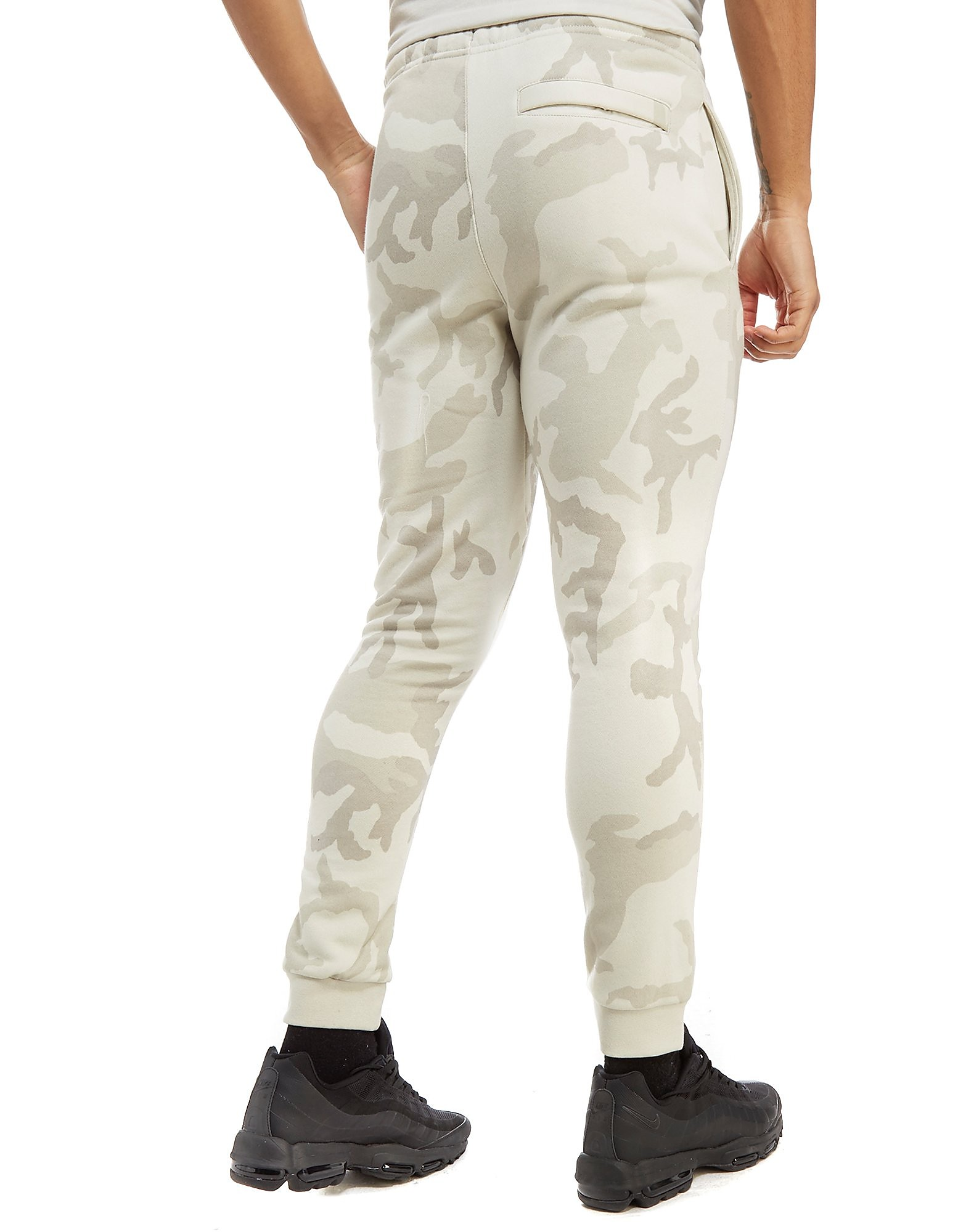 Nike Camo Fleece Pants Heren