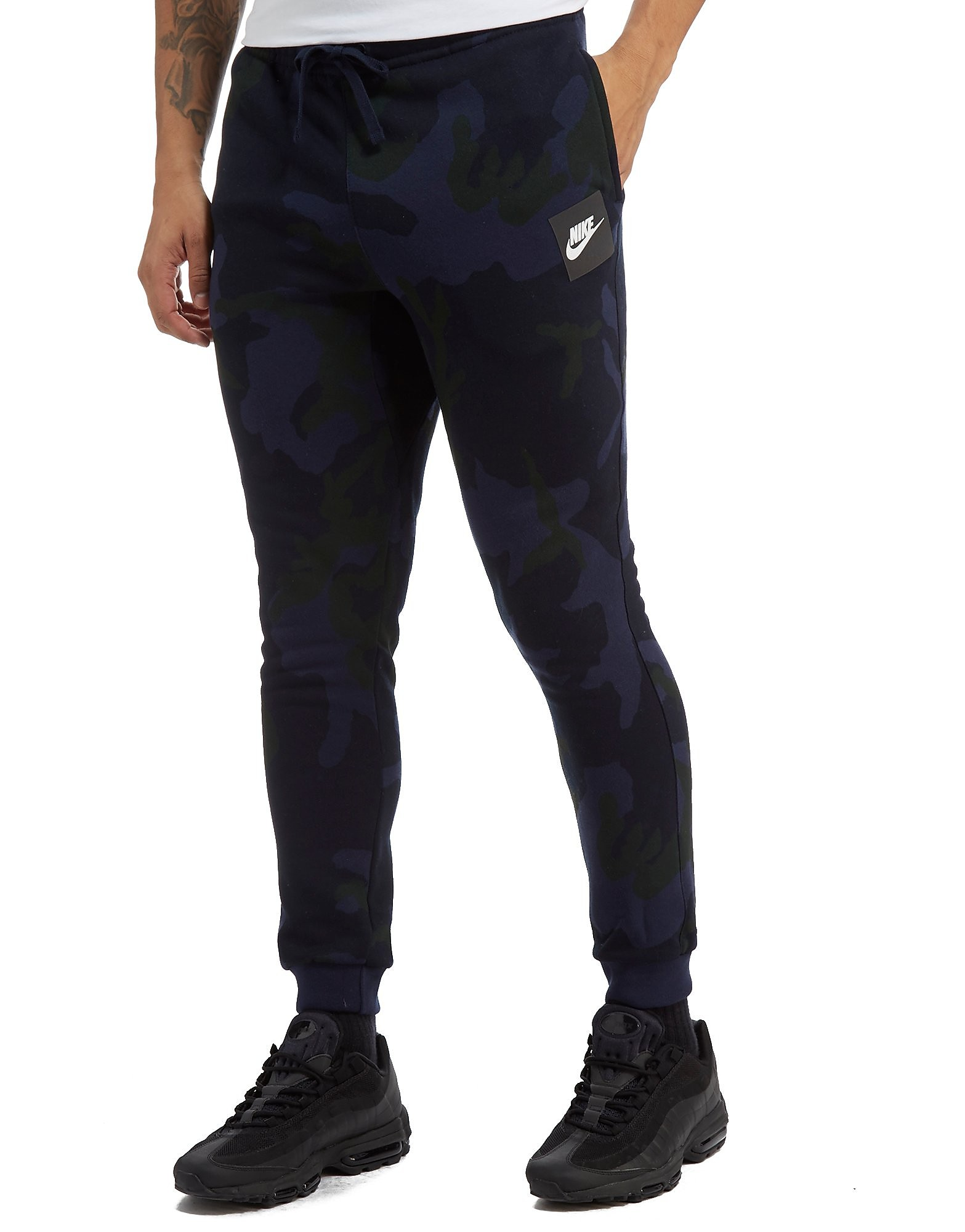 Nike Camo Fleece Pants