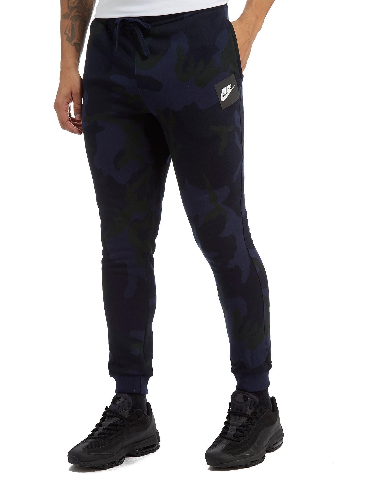Nike Camo Fleece Pants