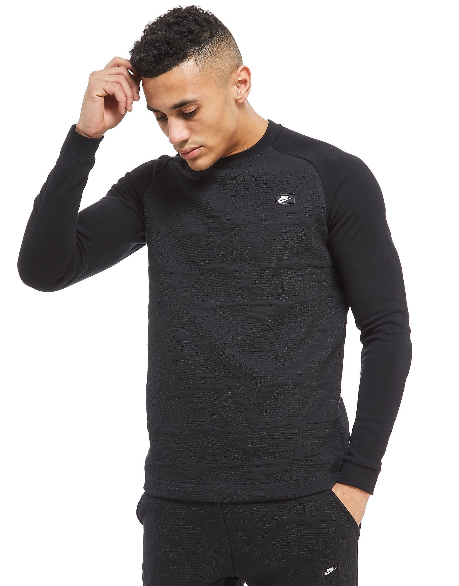 Nike Modern Winter Crew Sweatshirt Heren