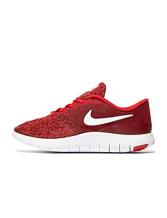 Nike Flex Contact Junior, rød/hvid