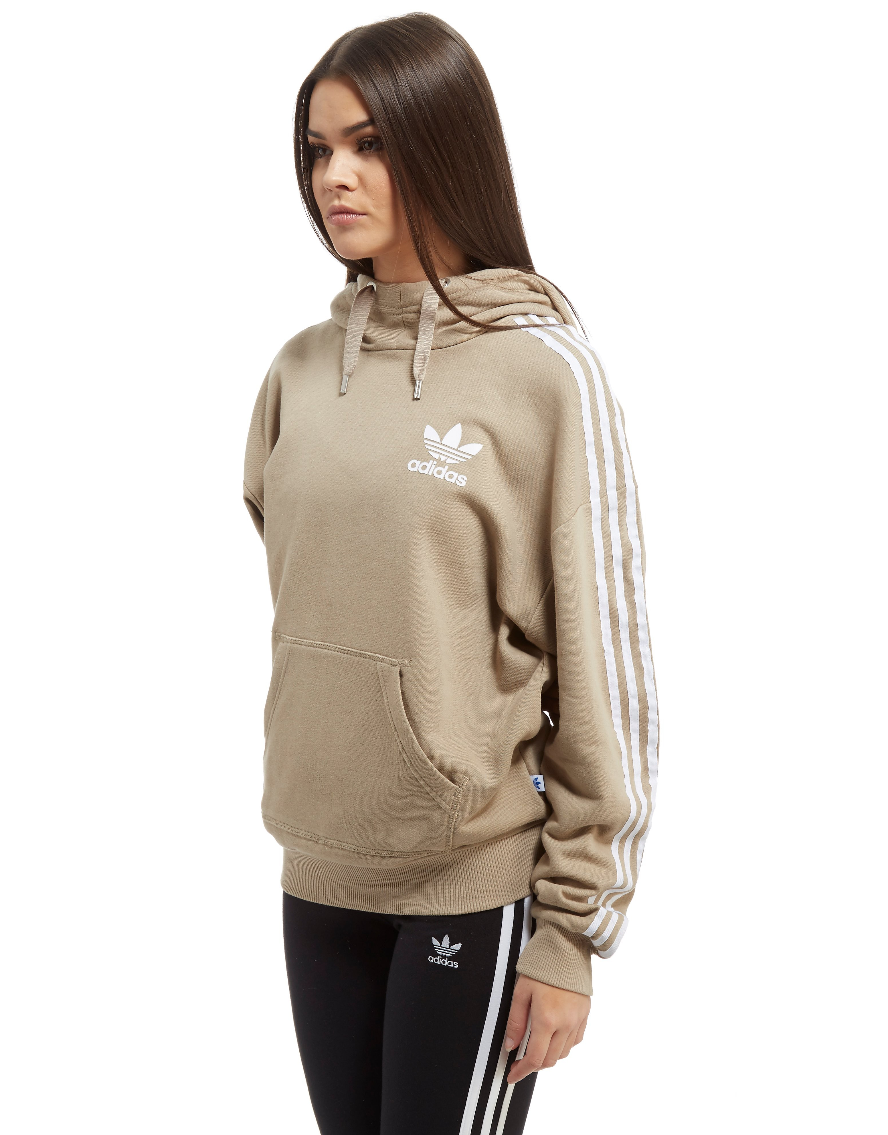 adidas Originals 3-Stripes Overhead Hoodie