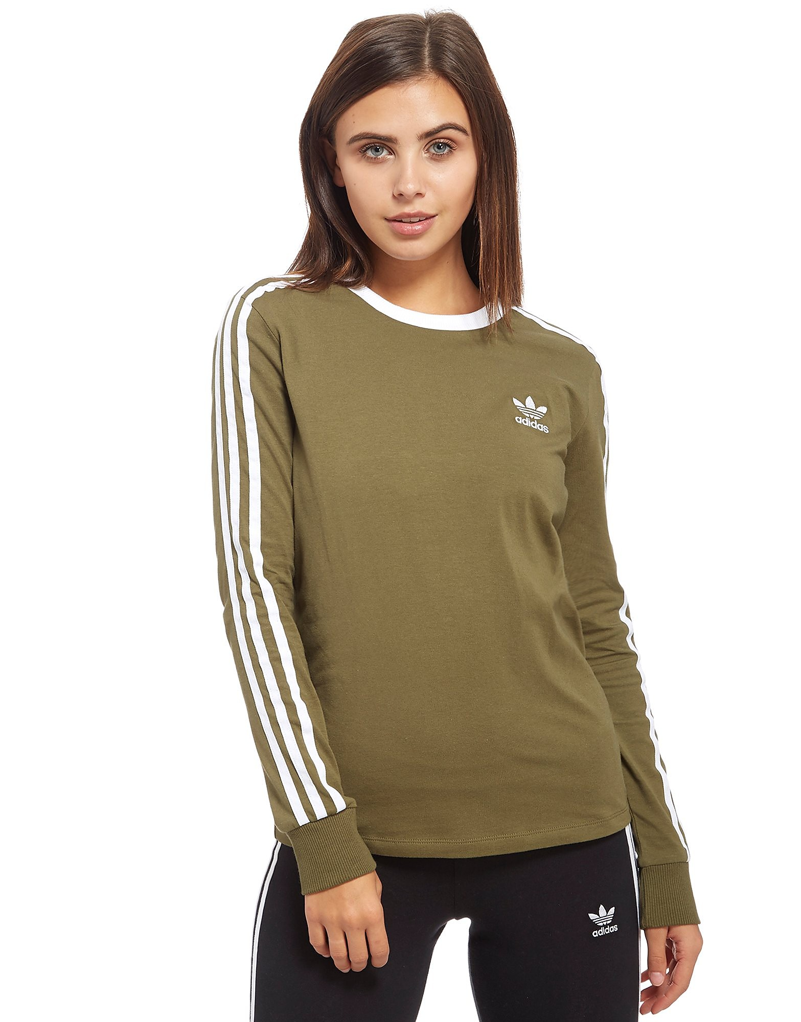 adidas Originals Long Sleeve California T-Shirt