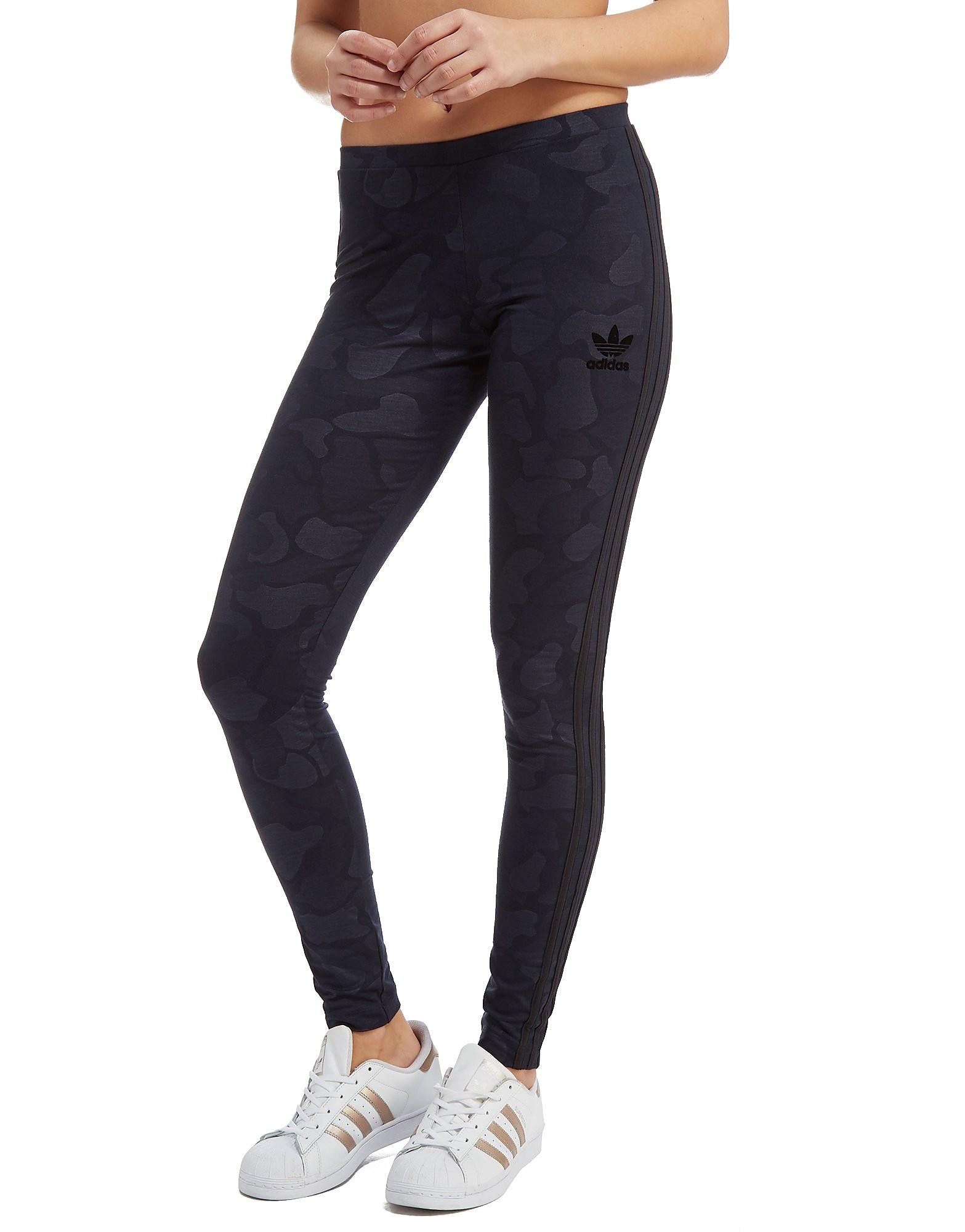 adidas Originals 3-Stripes Camo Leggings