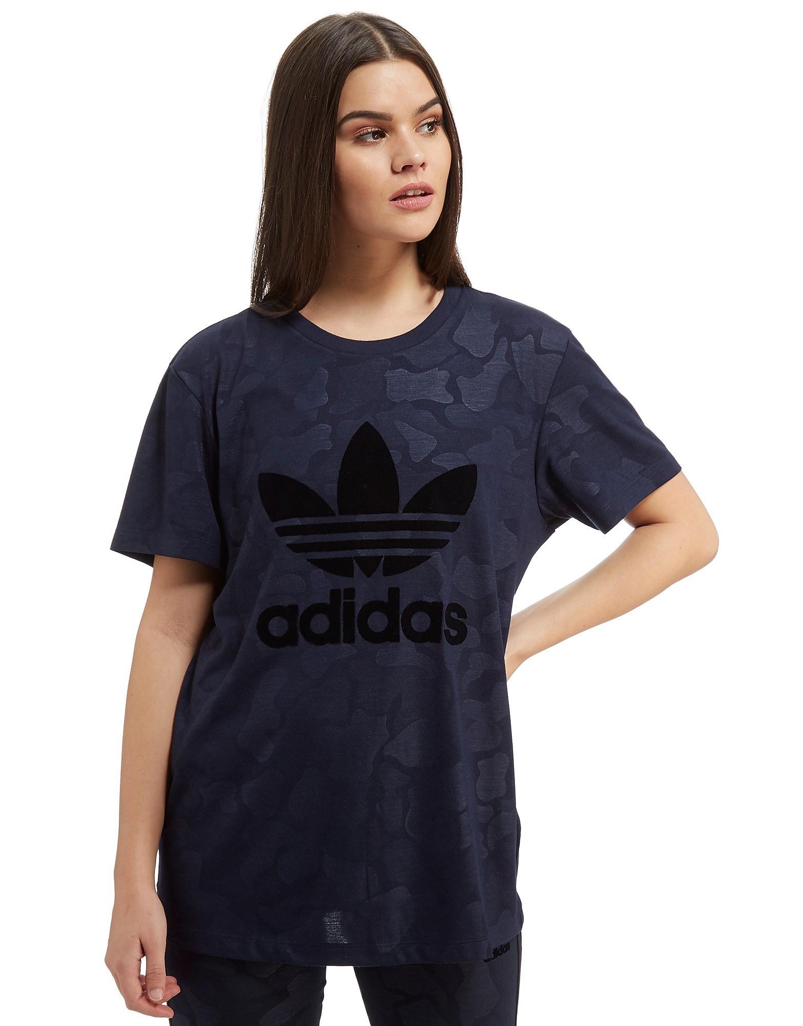 adidas Originals Camo Boyfriend T-Shirt