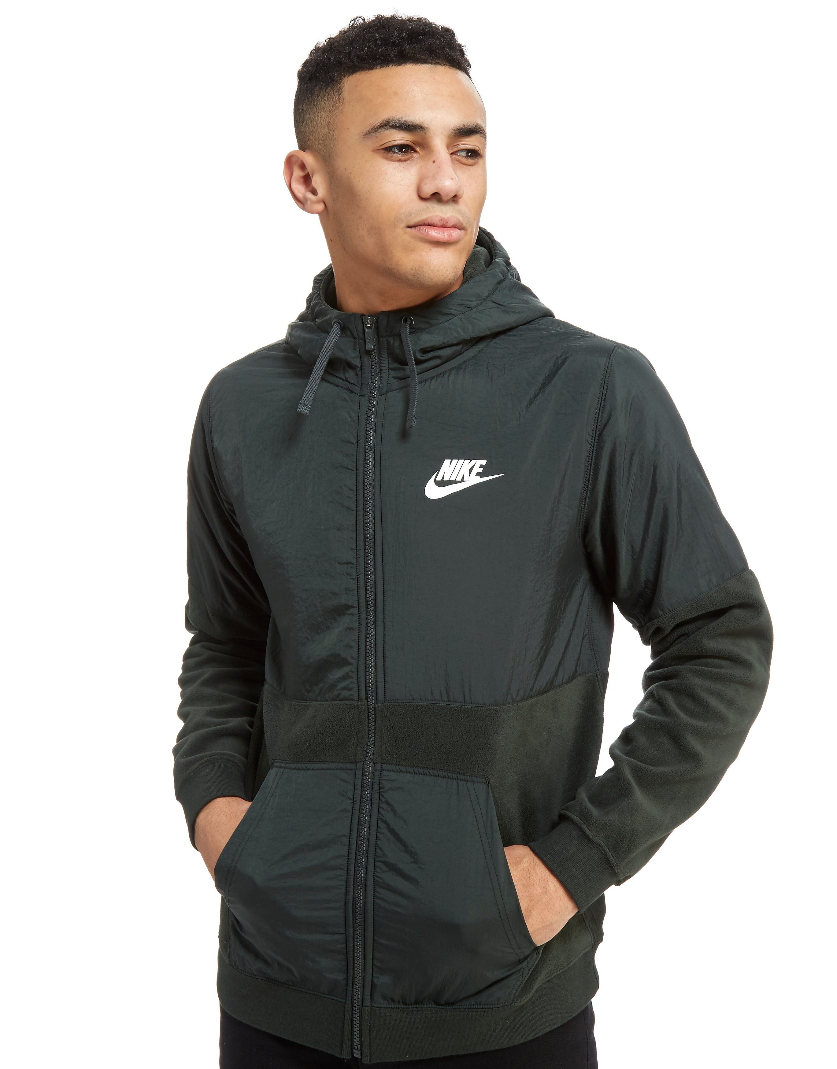 Nike Club Full Zip Winter Hoodie