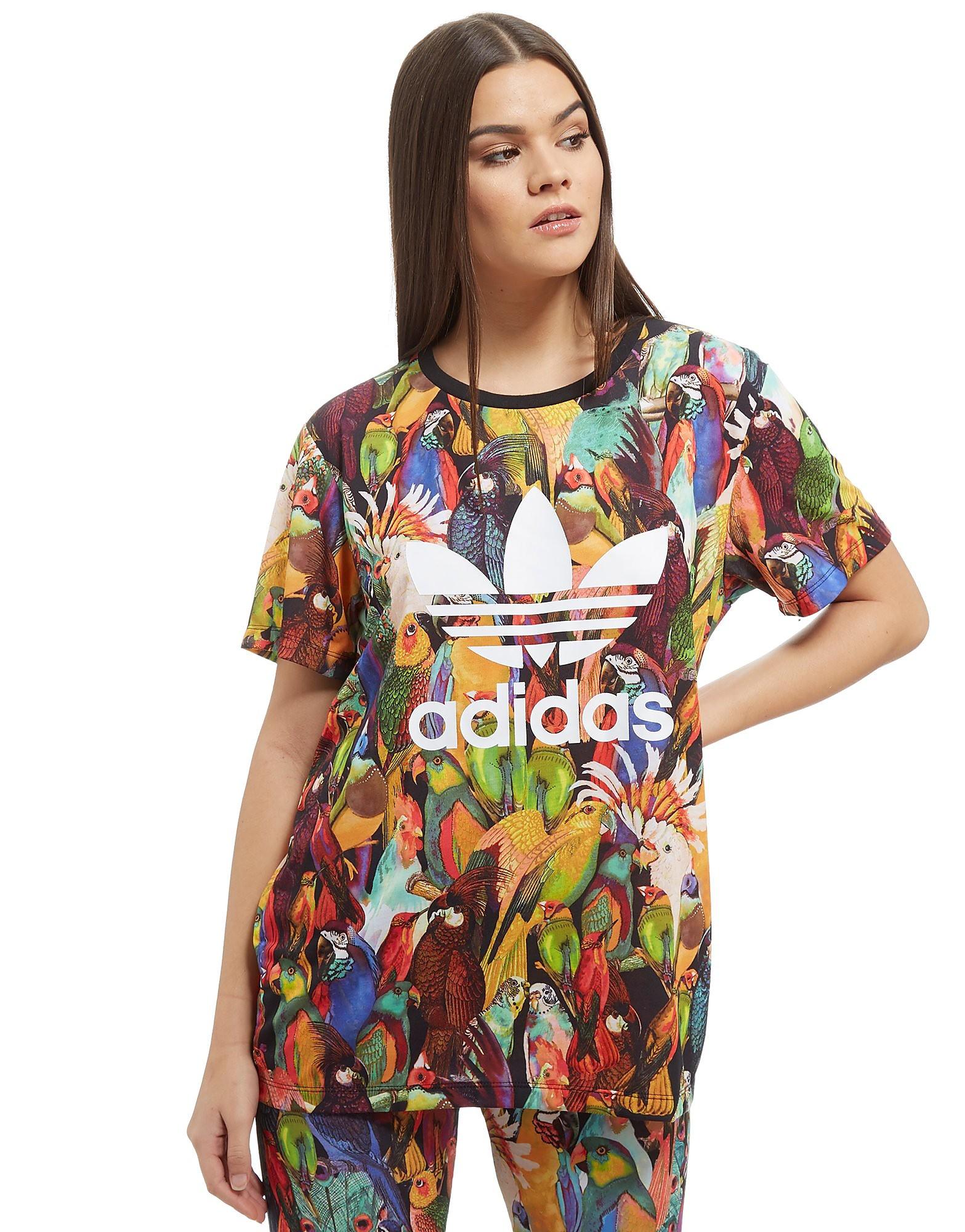 adidas Originals camiseta Passaredo Boyfriend