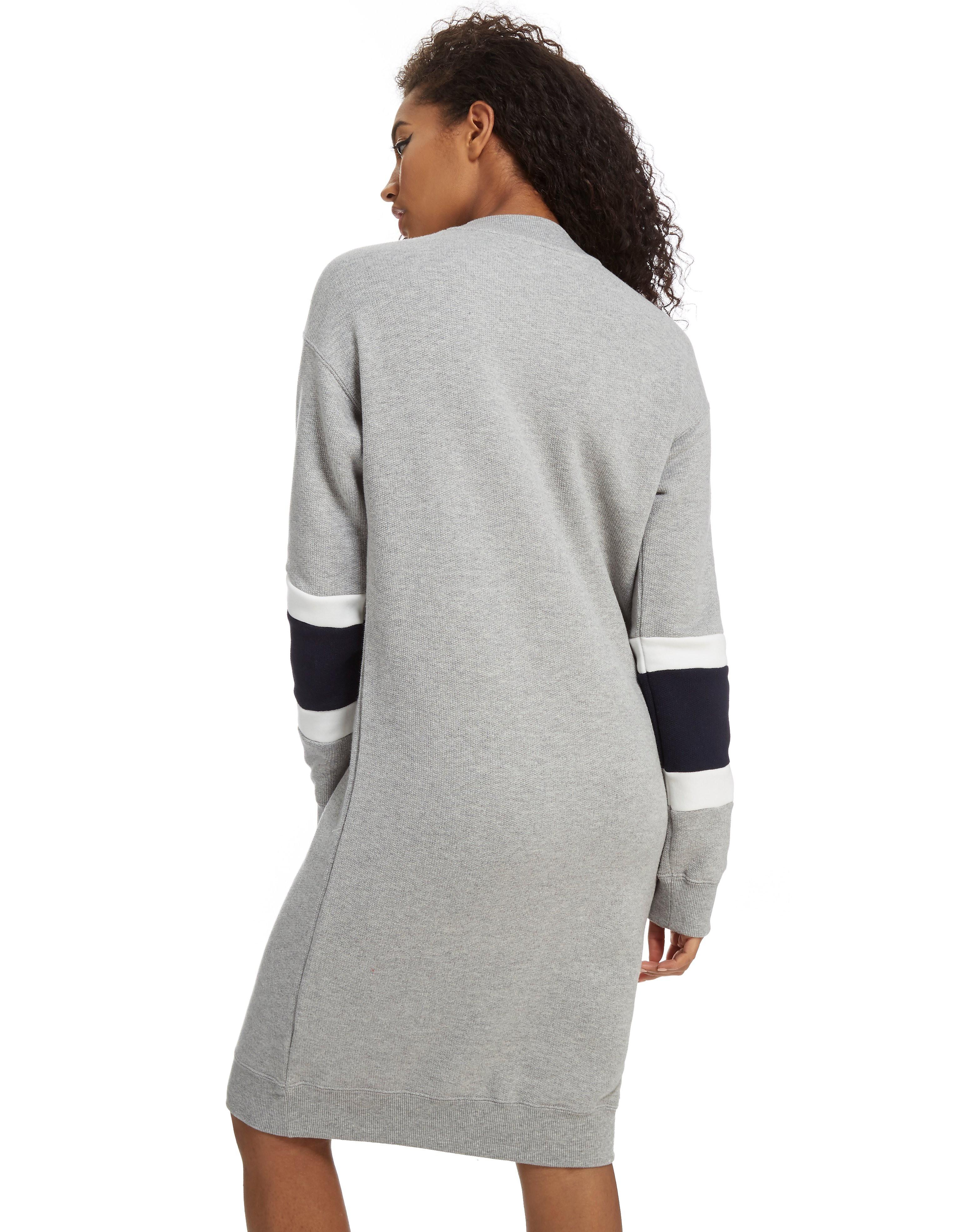 adidas Originals High Neck Sweater Dress