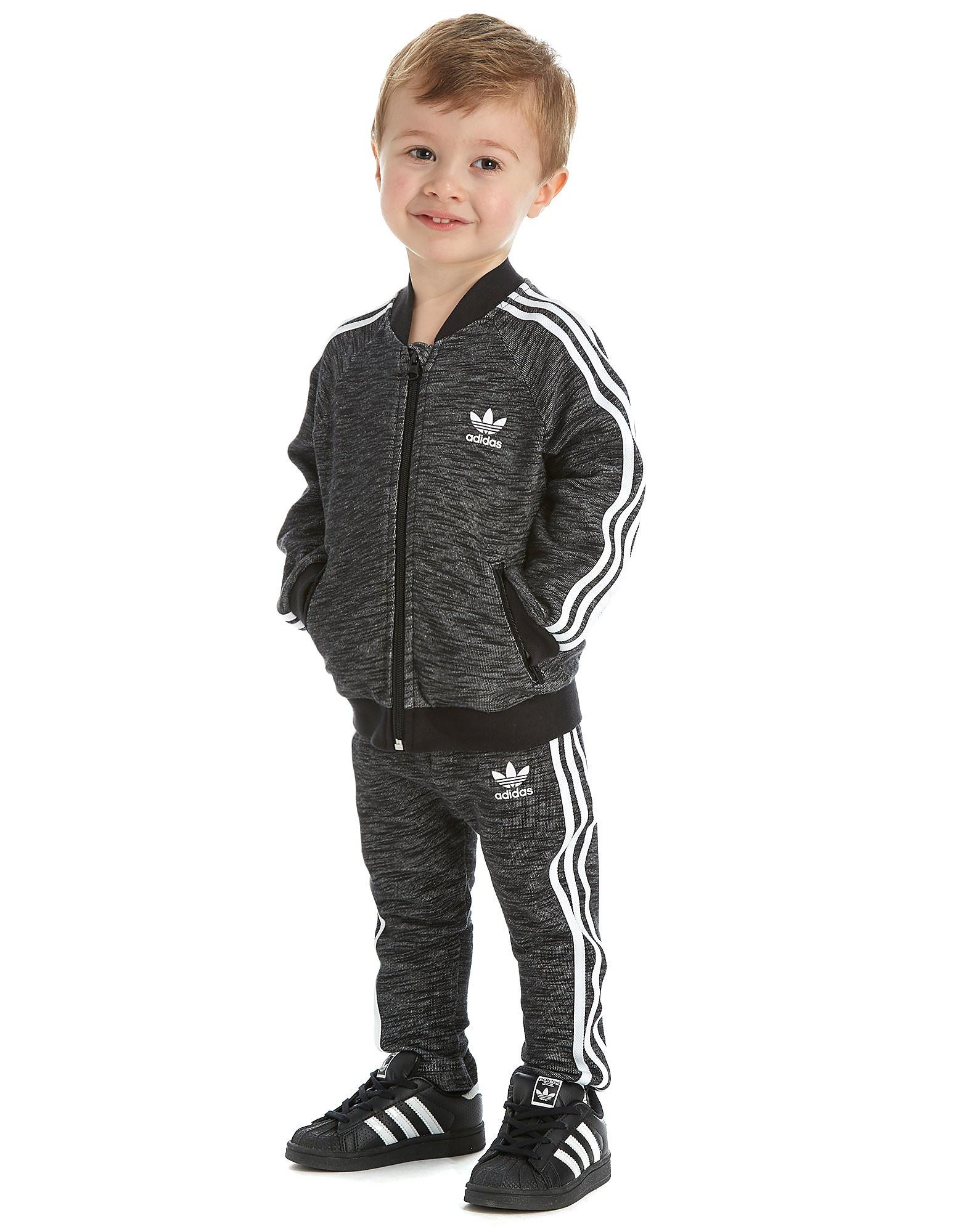 adidas Originals Superstar Melange Tracksuit Kleinkind