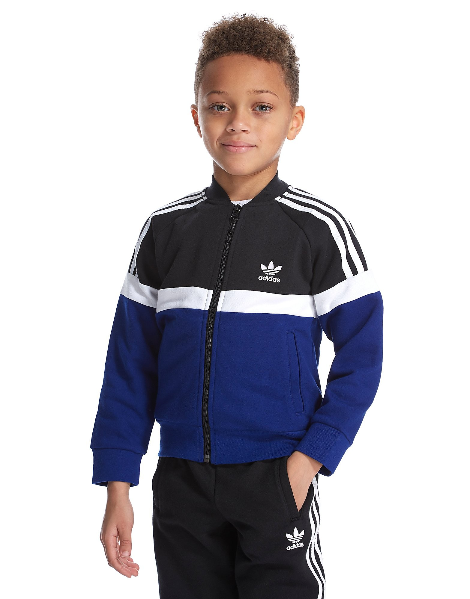 adidas Originals Itasca Fleece Superstar Suit Children