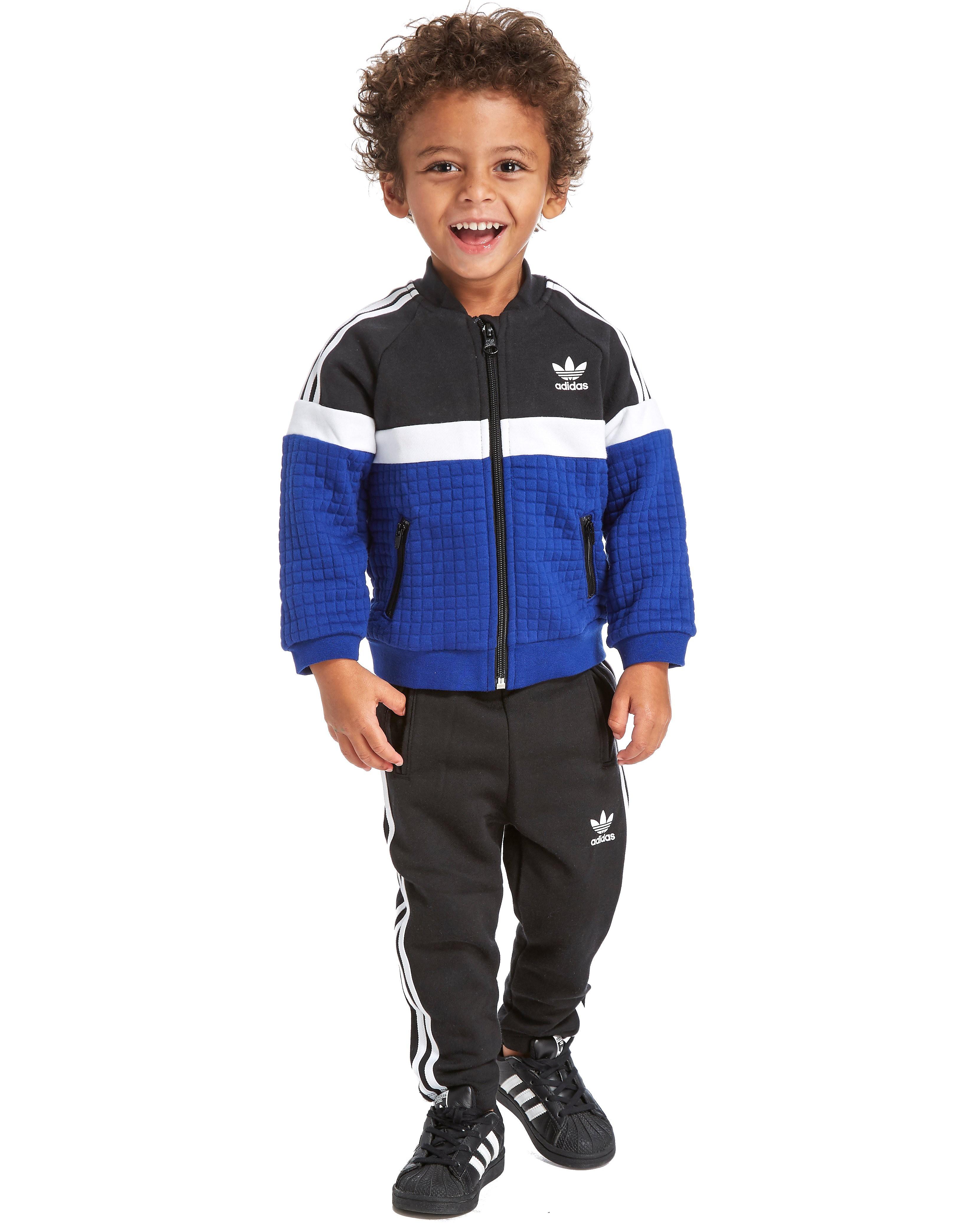 adidas Originals Itasca Fleece Superstar Trainingsanzug Kleinkinder