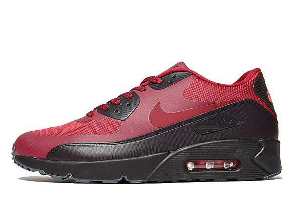 nike air max 90 ultra essential 2 0 red black bluewater. Black Bedroom Furniture Sets. Home Design Ideas