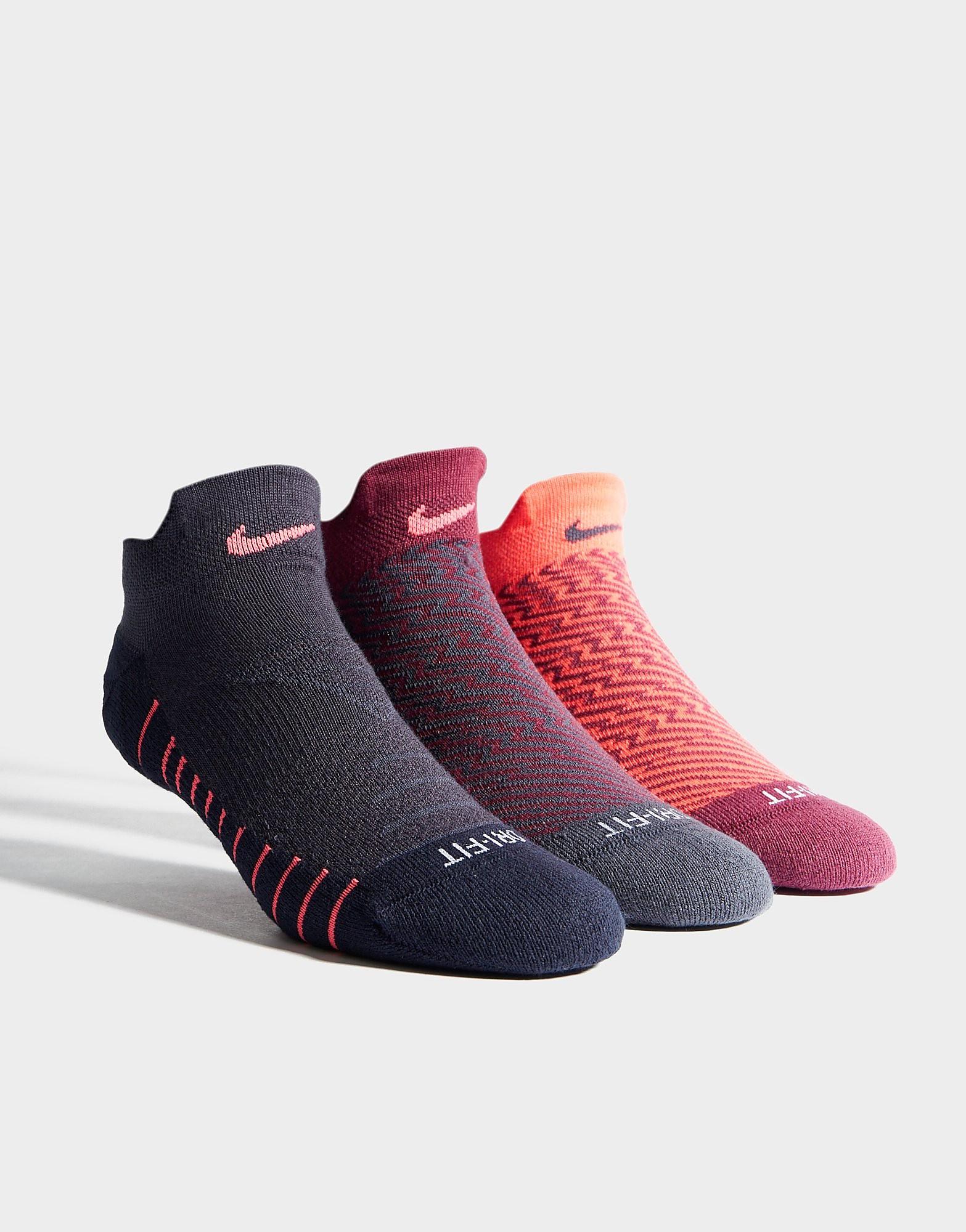Nike 3 Pack GFX Socks