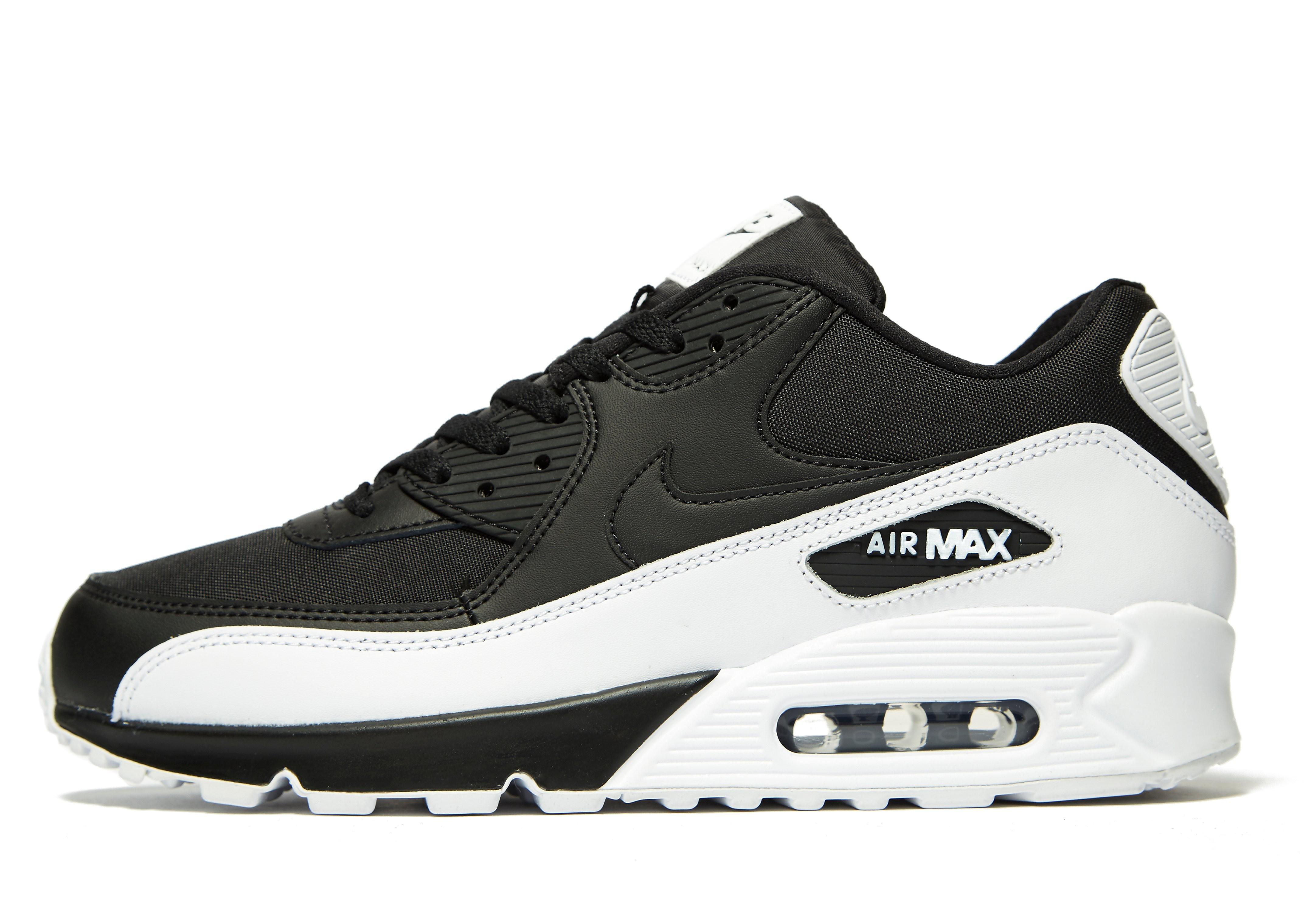 Nike Air Max 90 Schwarz-Weiß