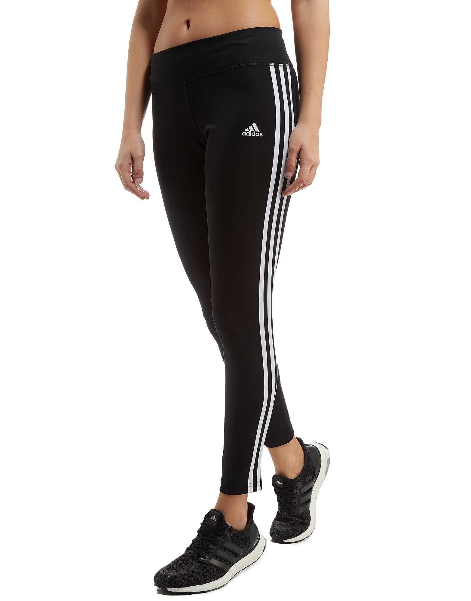 adidas Basic 3-Stripe Long Tights