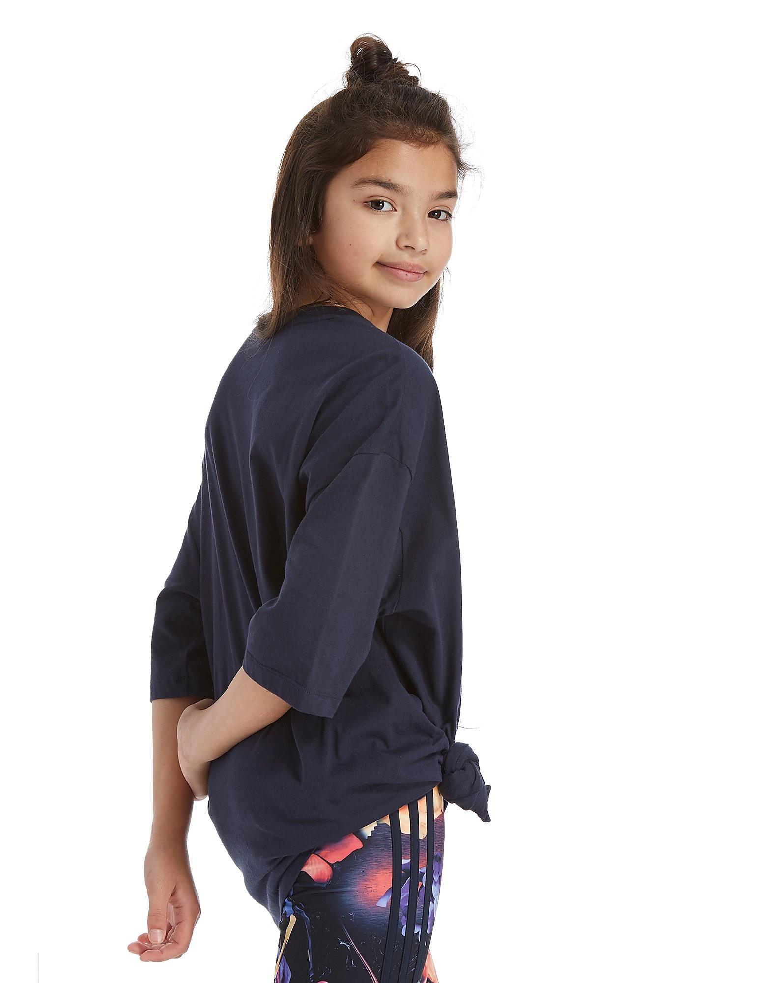 adidas Originals Girls' Oversized Infil T-Shirt Junior