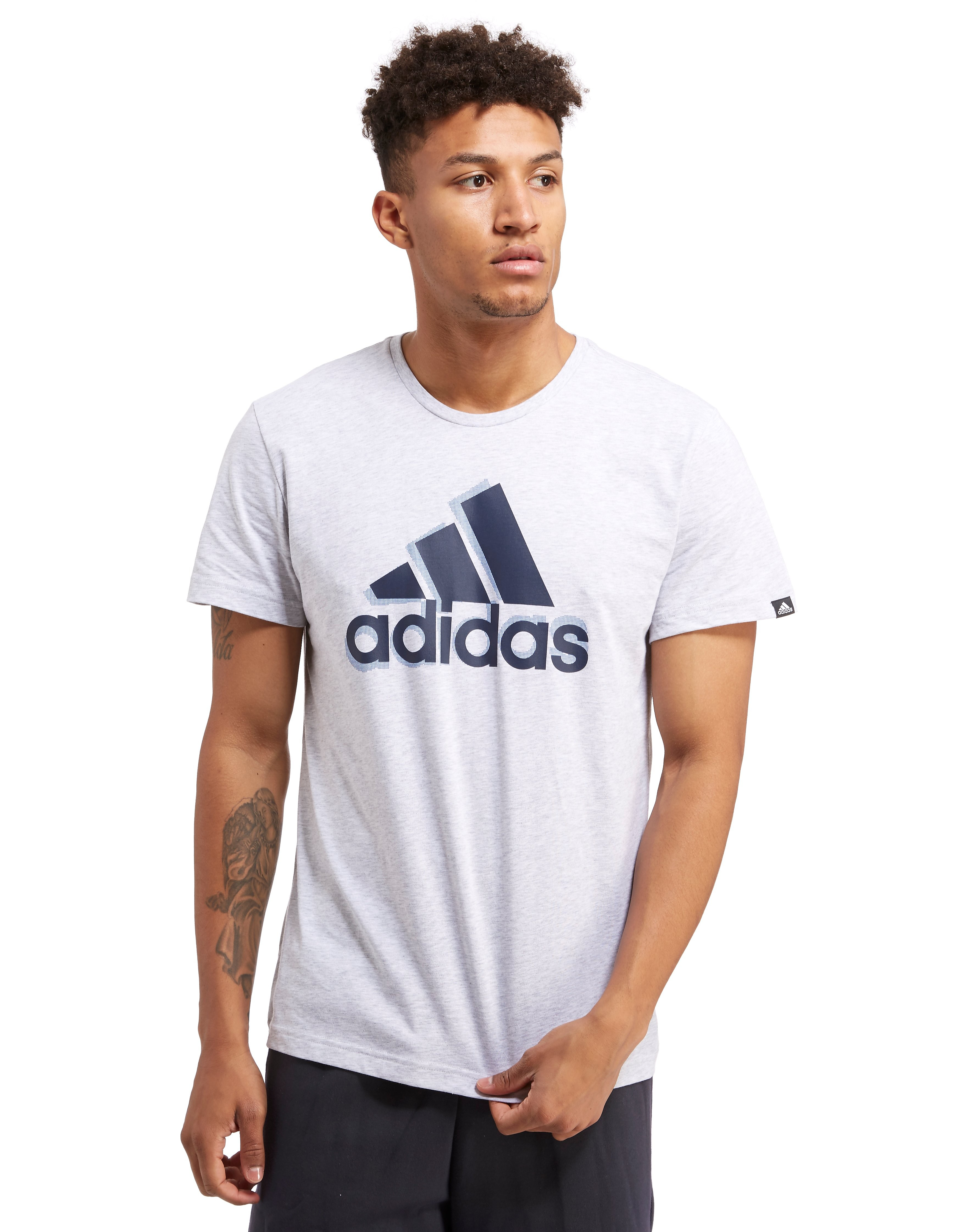 adidas Performance Shadow T-Shirt Heren