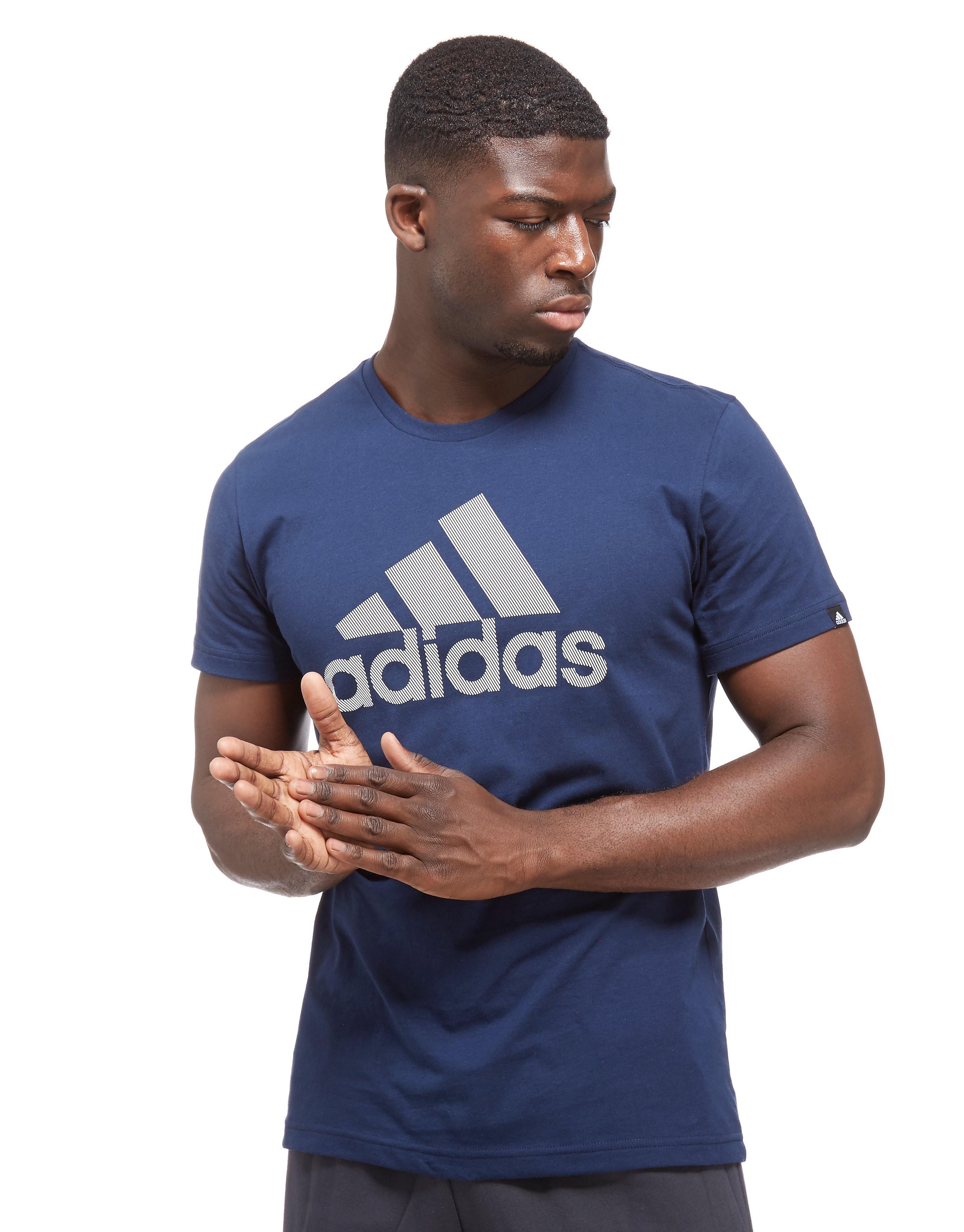 adidas Raised Perforated T-shirt