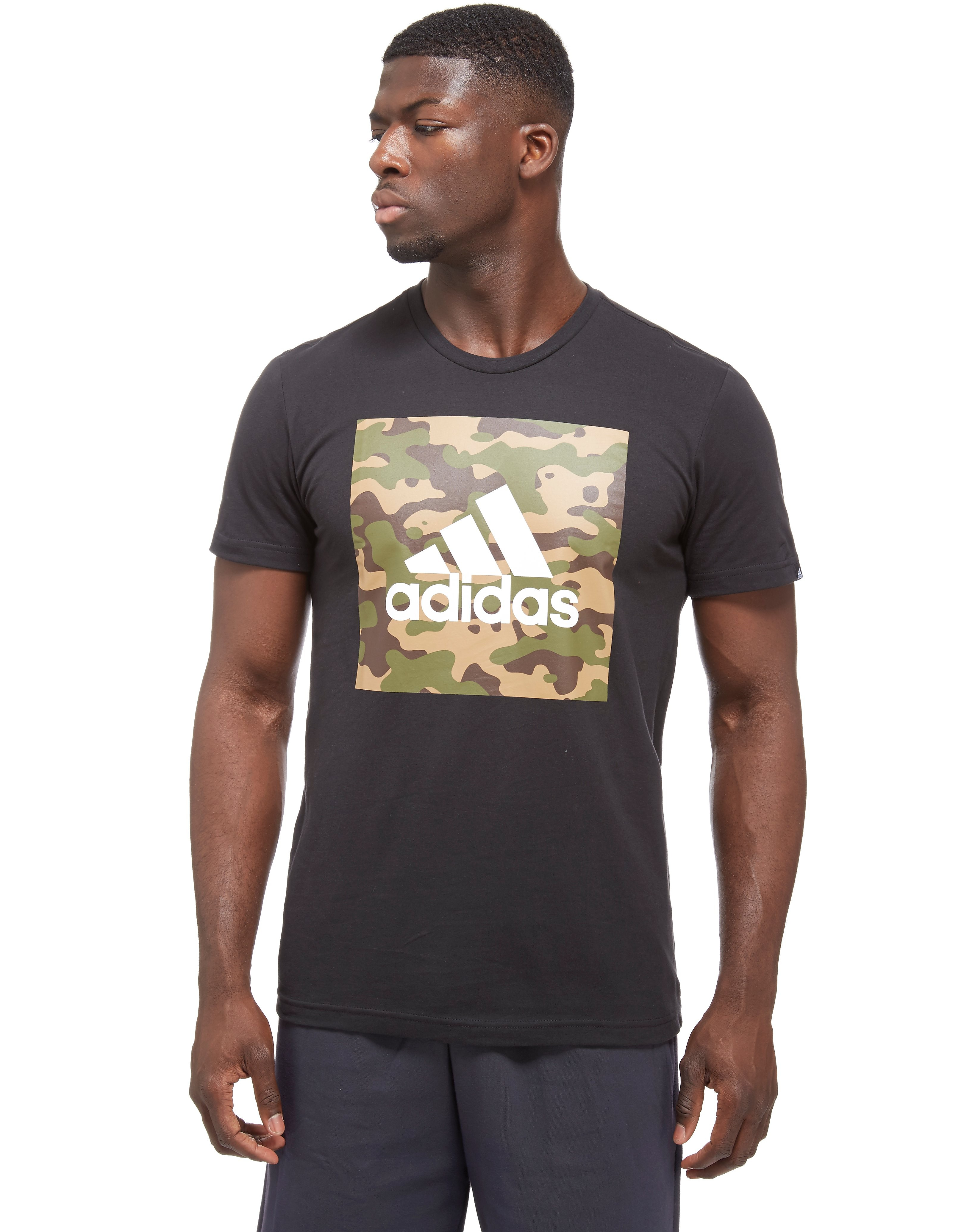 Image of   adidas 3-Stripe Box T-shirt - Only at JD