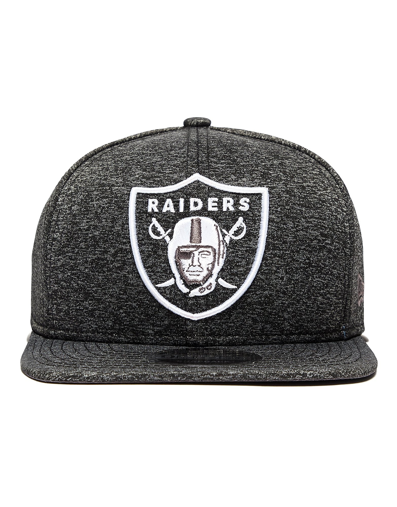 New Era Raiders Tech Jersey 9Fifty Snapback Cap