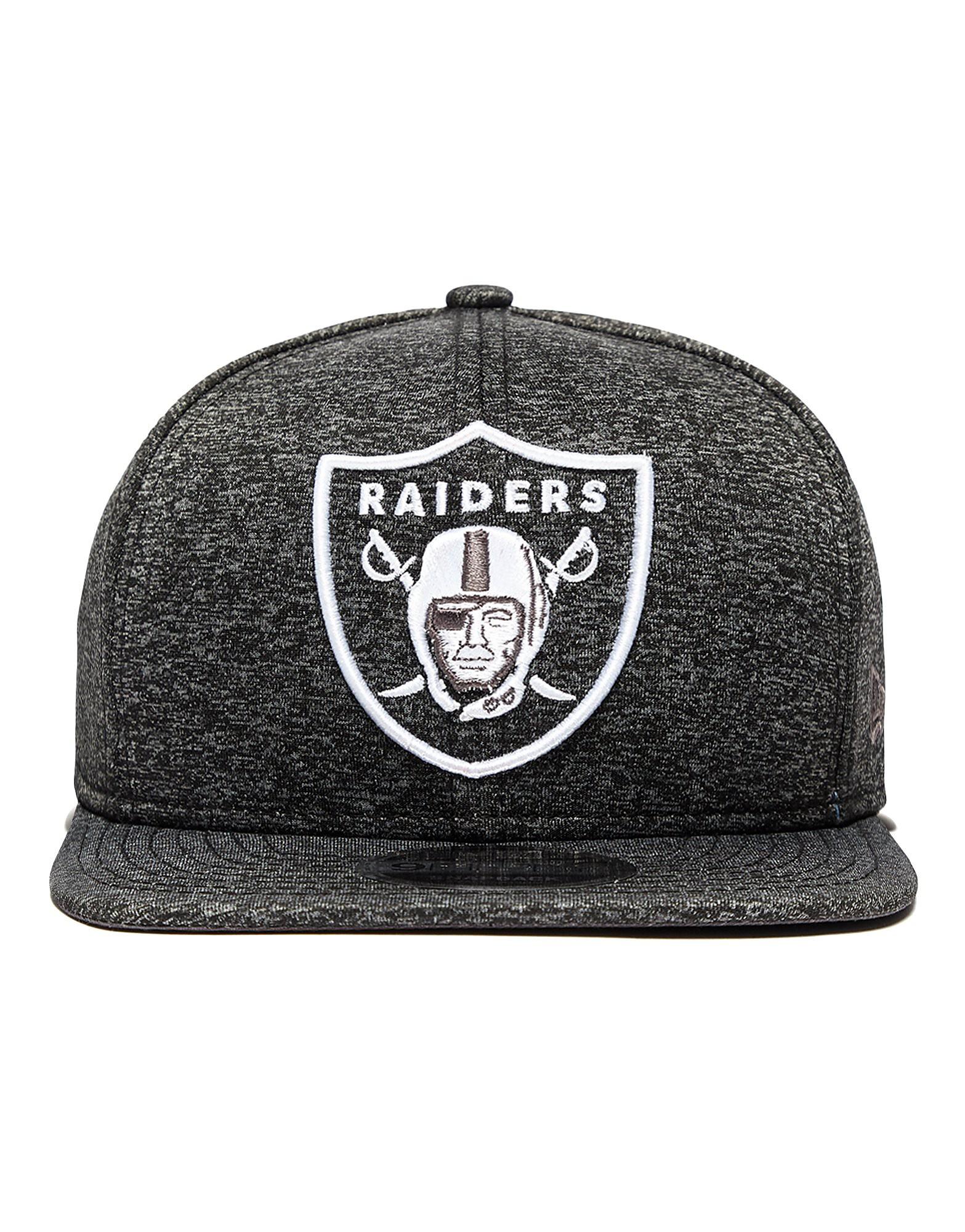 New Era Raiders Tech Jersey 9Fifty Snapback Cap
